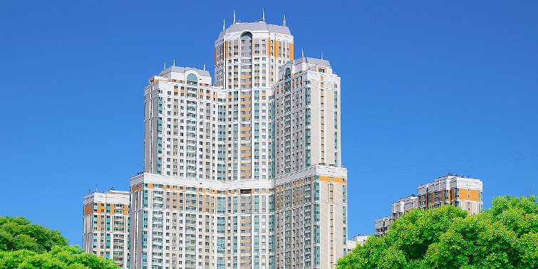 Квартиры в Москве в ЖК Загорье с экономией до 2 млн руб