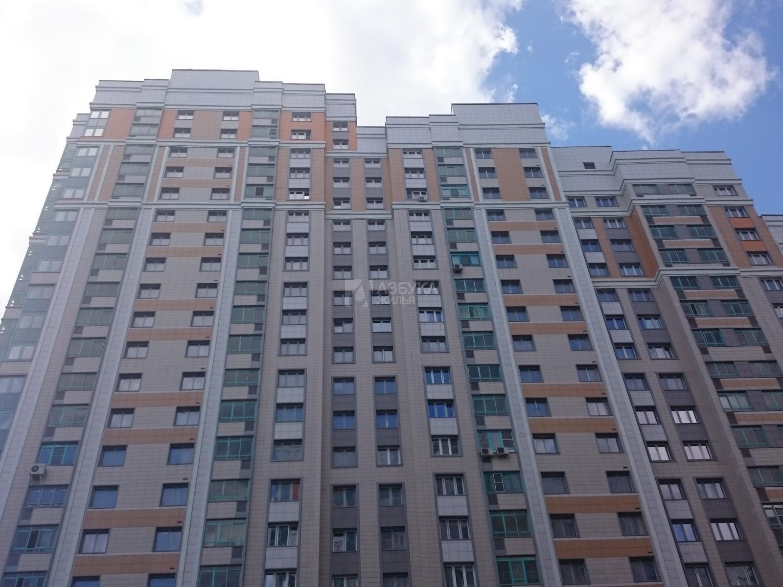 Фото №1 - 2-комнатная квартира, Москва, Михневская улица 8, метро Царицыно