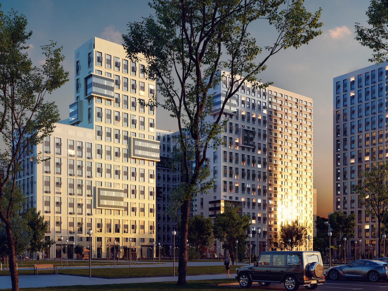 Фото №7 - 1-комнатные апартаменты, Москва, Тайнинская улица 9 корпус 1, метро Медведково
