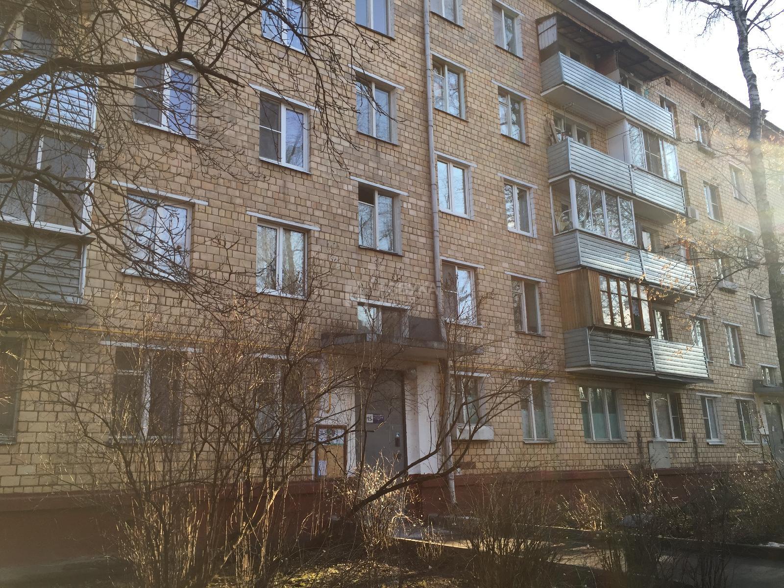 Фото №4 - 3-комнатная квартира, Москва, Криворожская улица 15, метро Нагорная