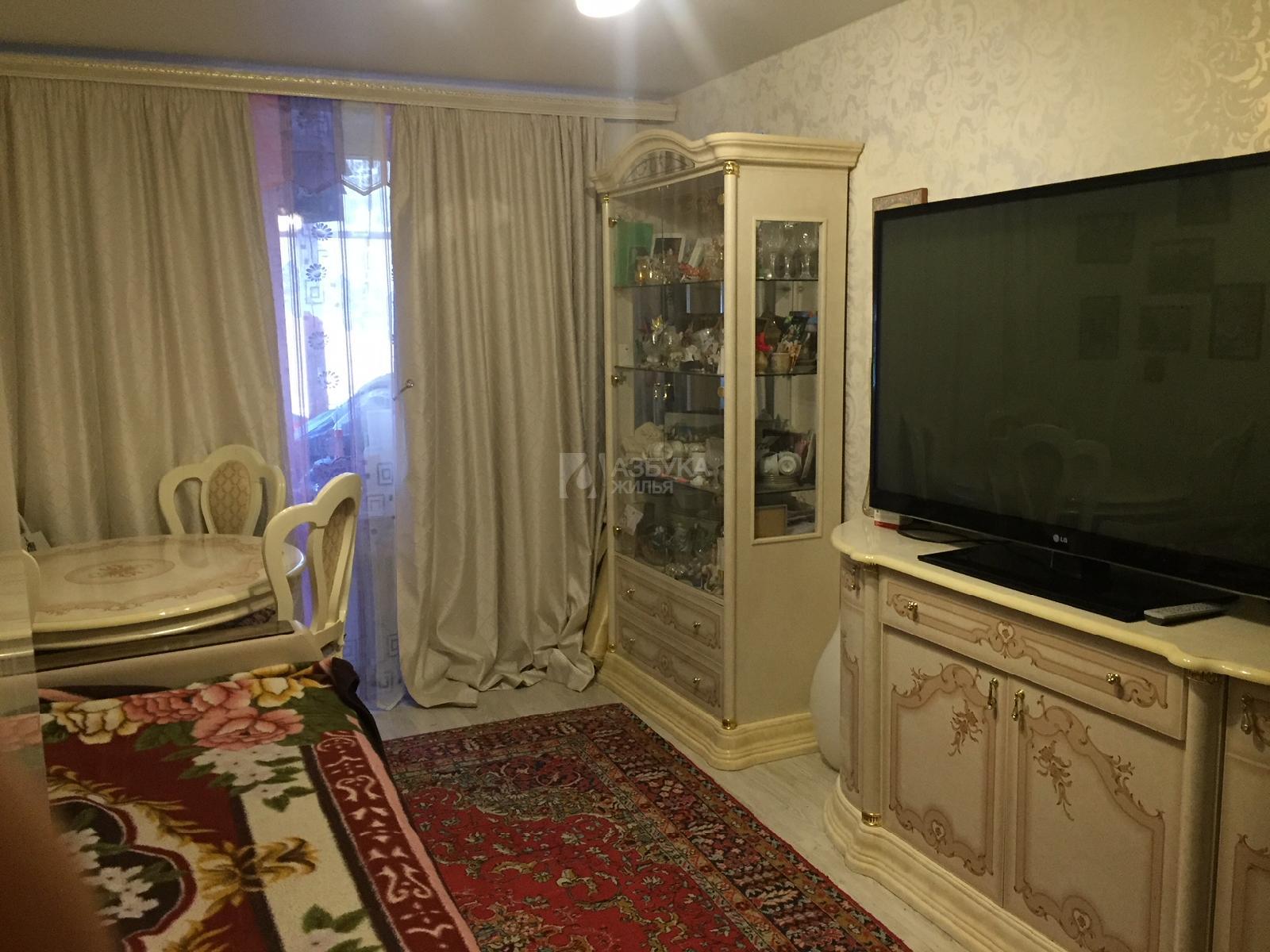 Фото №1 - 3-комнатная квартира, Москва, Криворожская улица 15, метро Нагорная