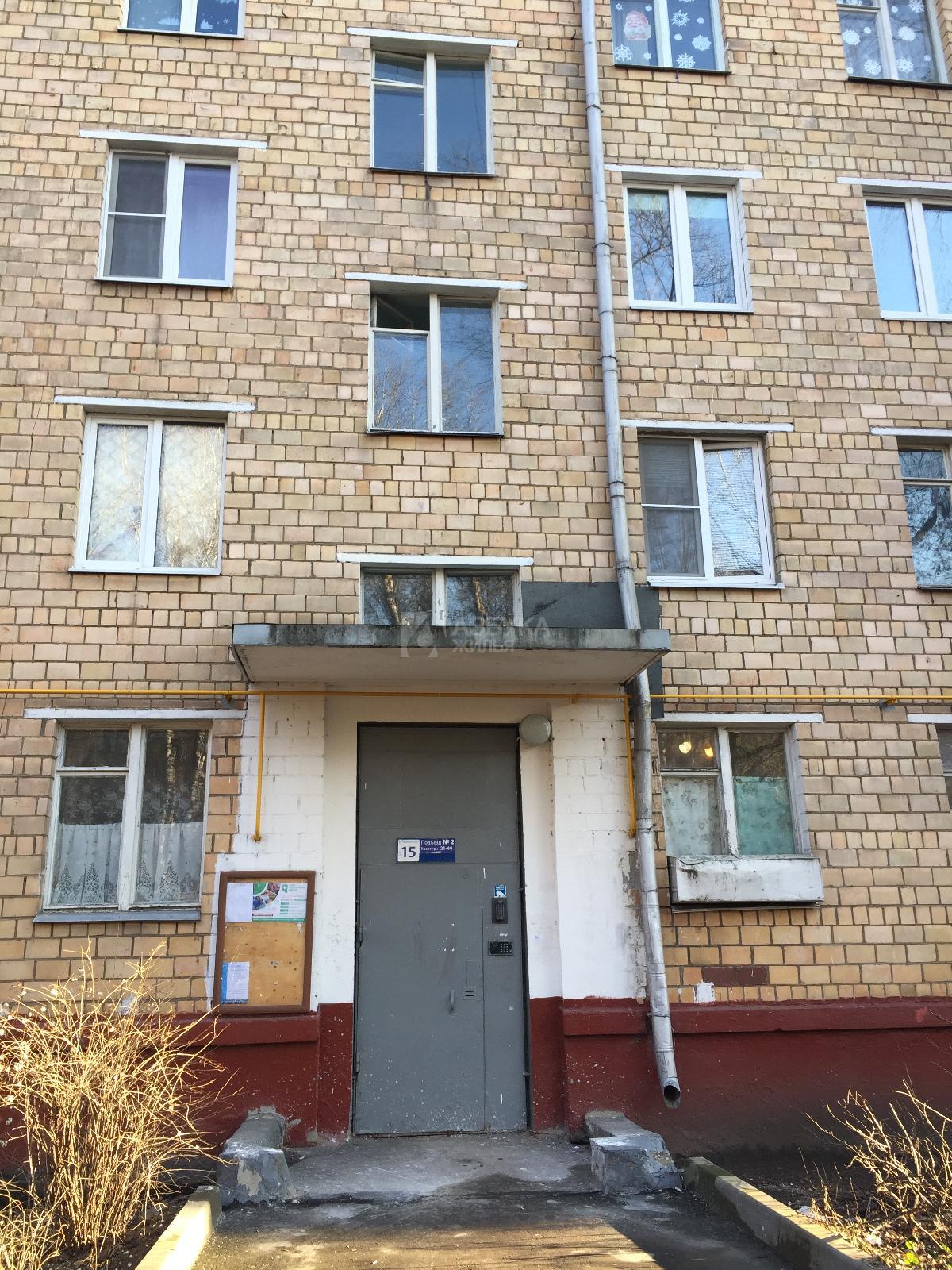Фото №5 - 3-комнатная квартира, Москва, Криворожская улица 15, метро Нагорная