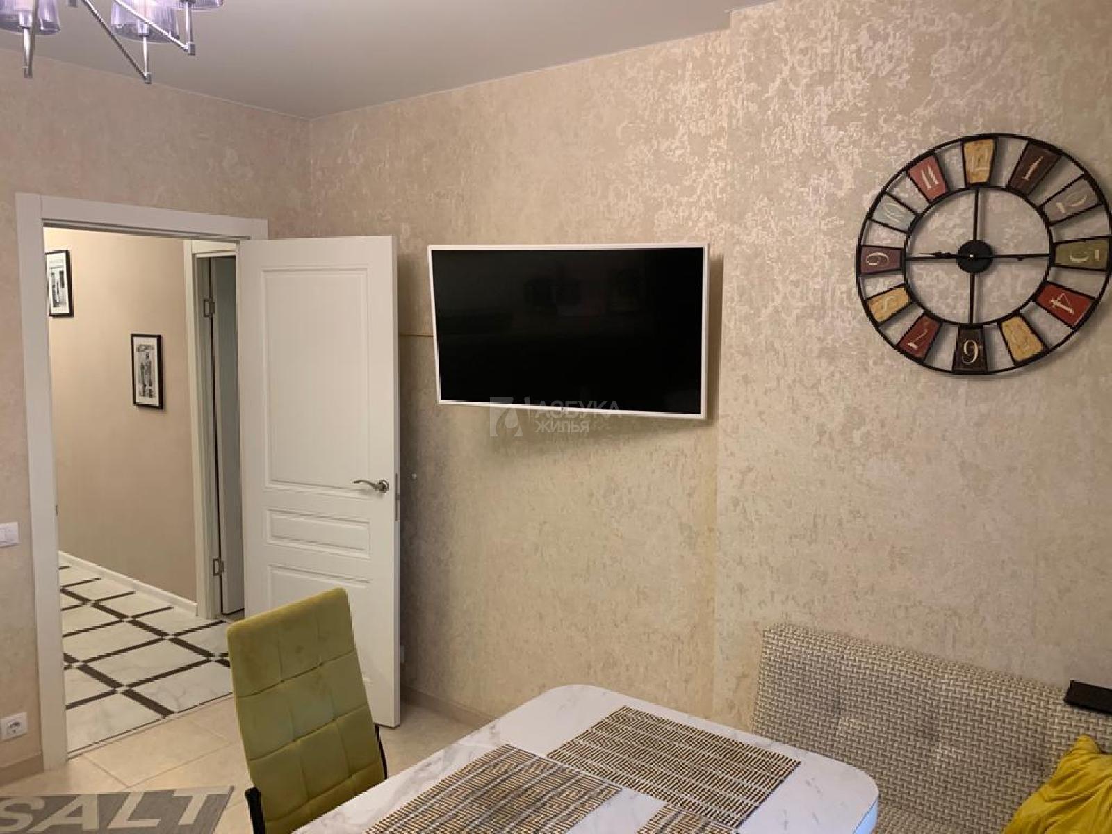 Фото №5 - 3-комнатная квартира, Москва, Поляны улица 5, метро Улица Скобелевская
