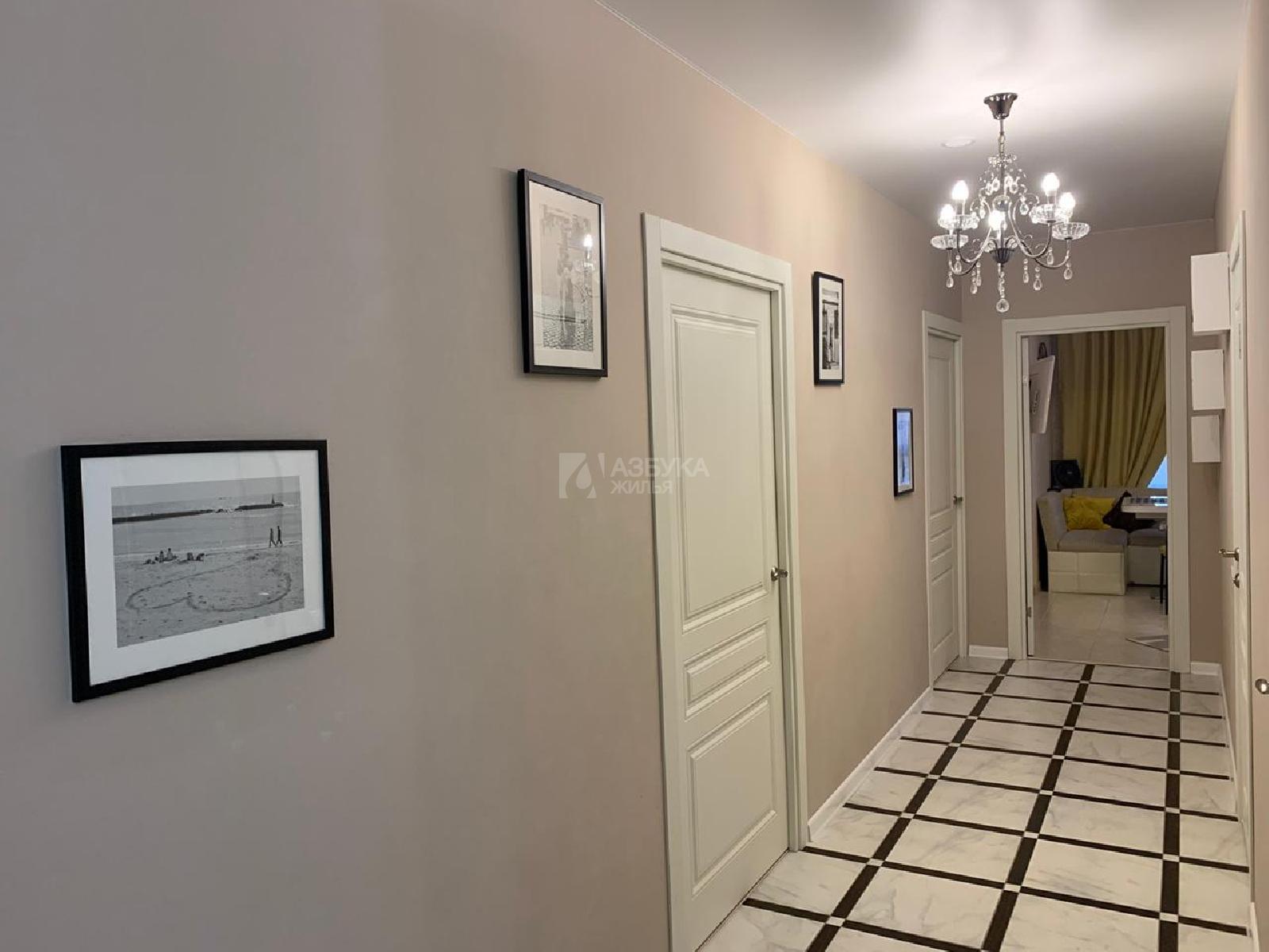 Фото №1 - 3-комнатная квартира, Москва, Поляны улица 5, метро Улица Скобелевская