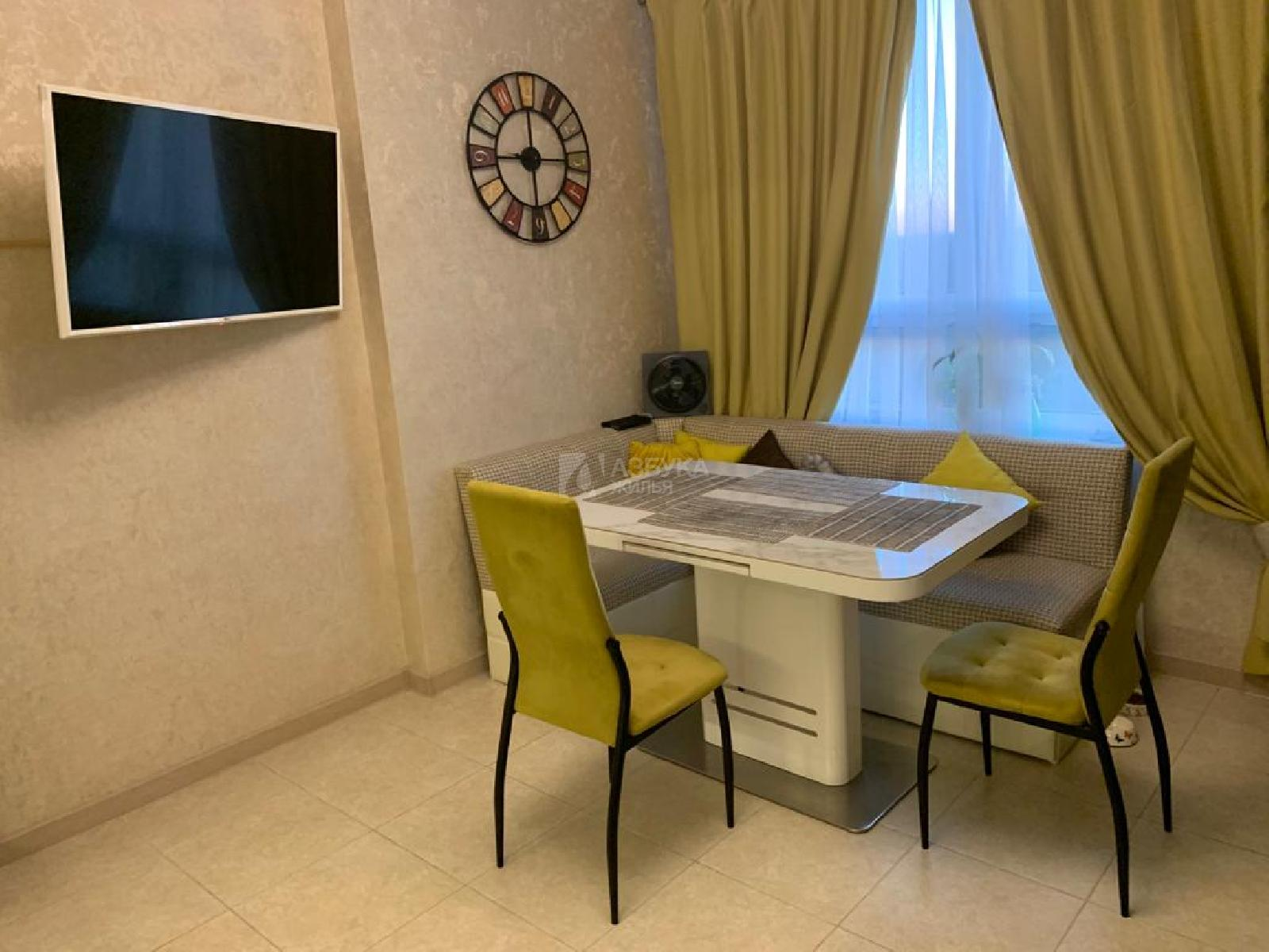 Фото №7 - 3-комнатная квартира, Москва, Поляны улица 5, метро Улица Скобелевская