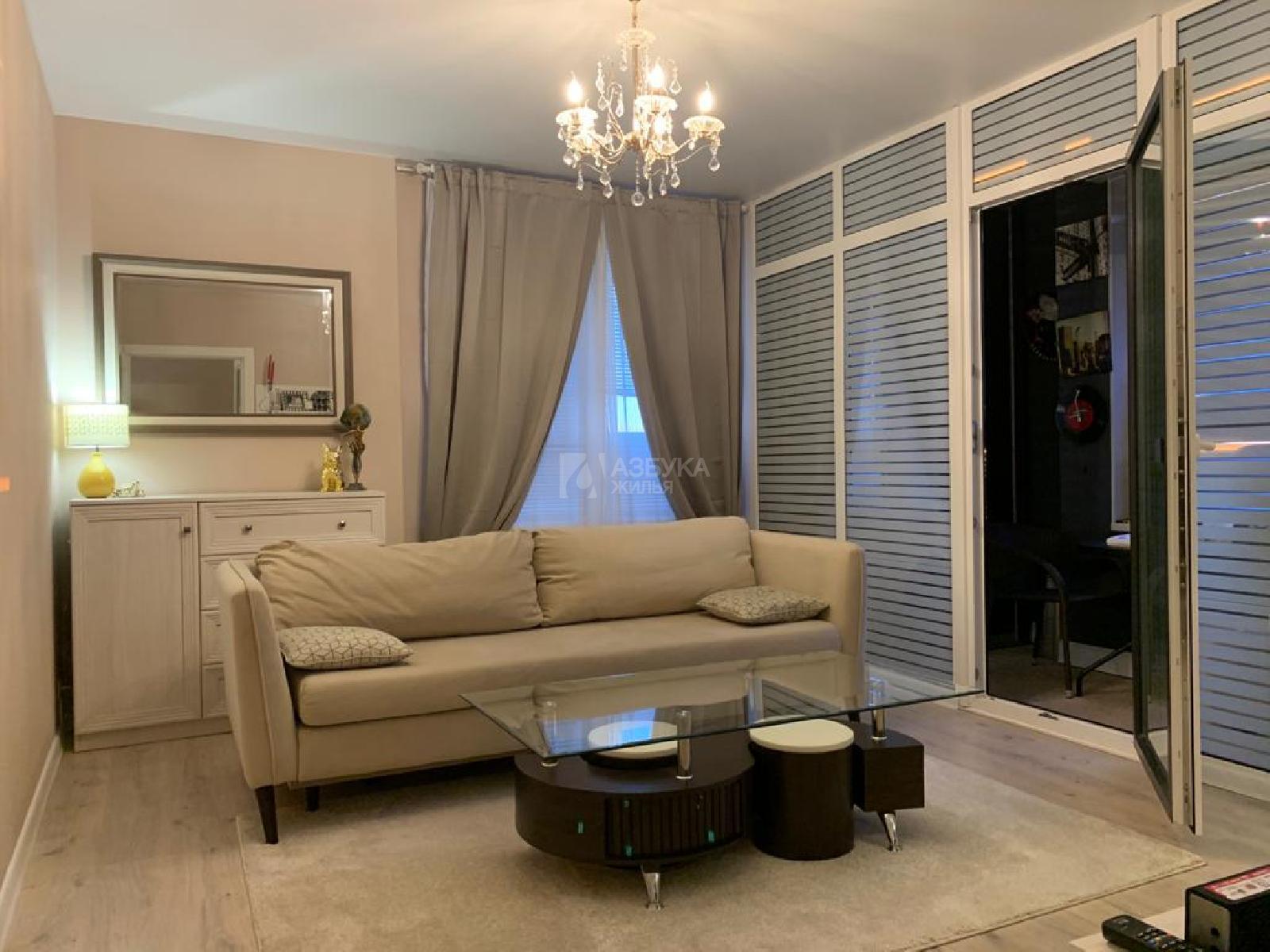 Фото №15 - 3-комнатная квартира, Москва, Поляны улица 5, метро Улица Скобелевская