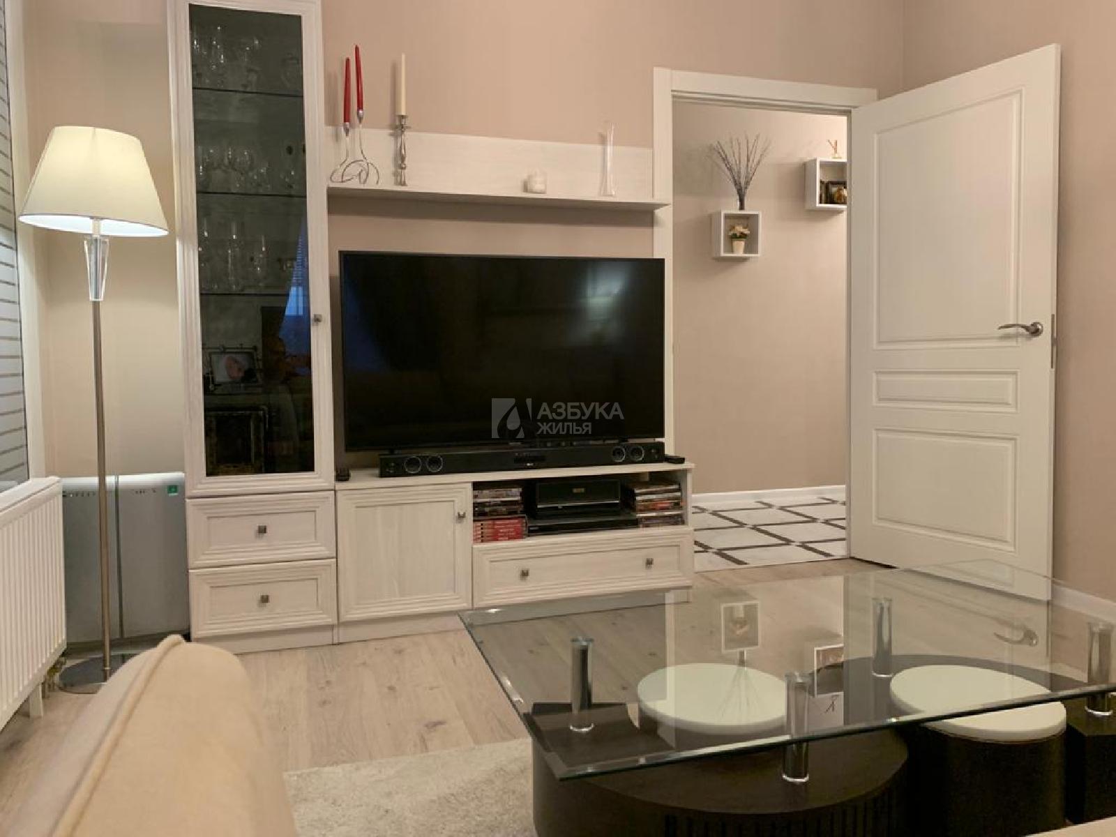 Фото №13 - 3-комнатная квартира, Москва, Поляны улица 5, метро Улица Скобелевская