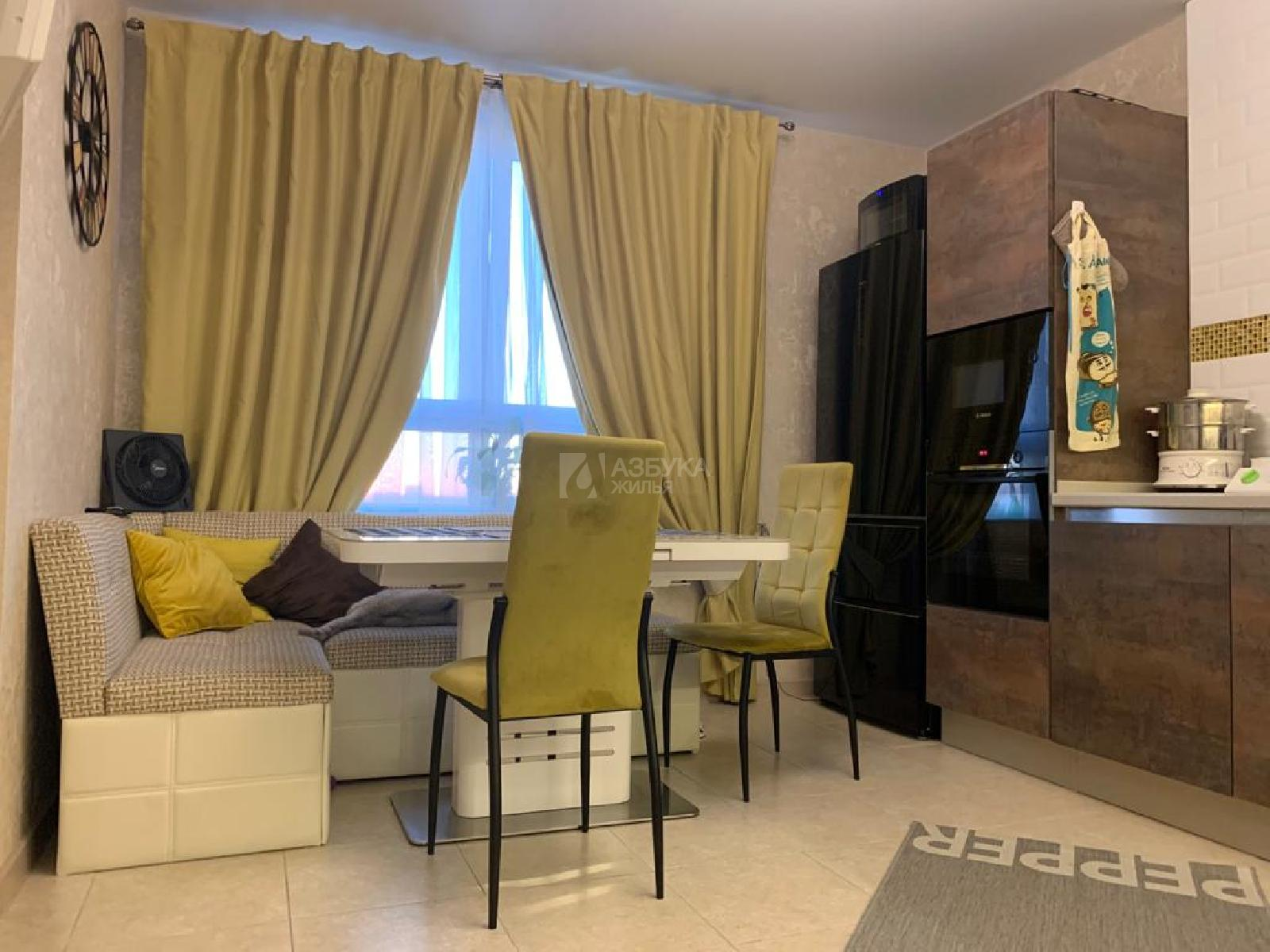Фото №8 - 3-комнатная квартира, Москва, Поляны улица 5, метро Улица Скобелевская
