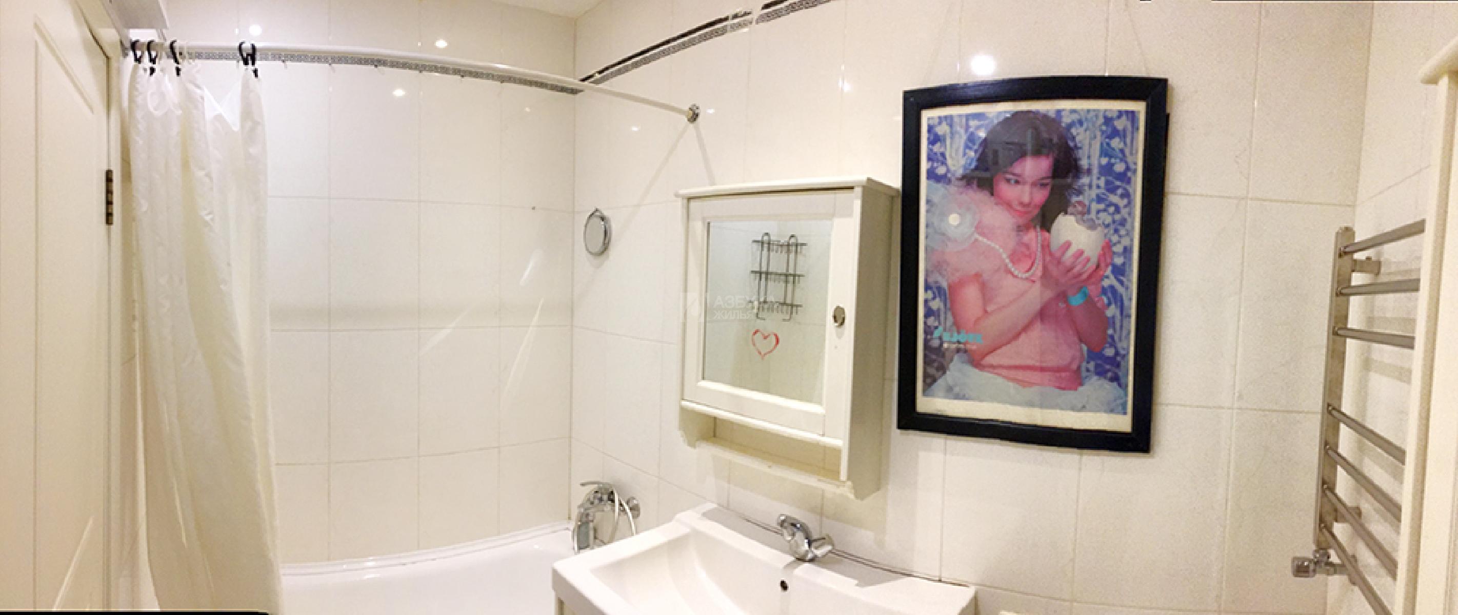 Фото №4 - 2-комнатная квартира, Москва, Комсомольский проспект 14/1 корпус 2, метро Парк культуры