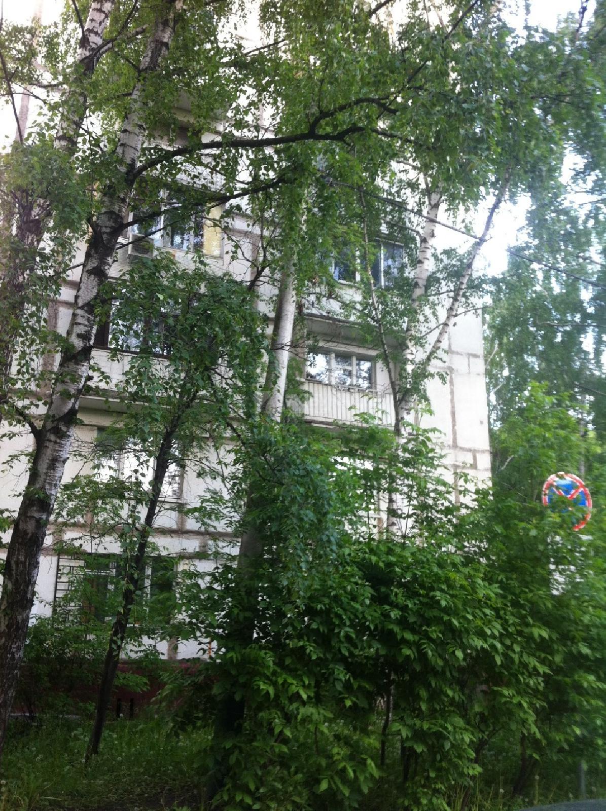 Фото №1 - 2-комнатная квартира, Москва, Черского проезд 9, метро Бибирево