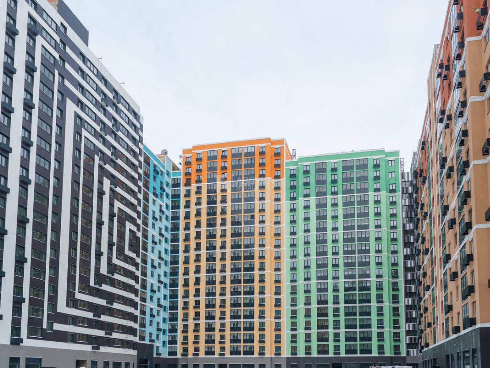 Фото №2 - 1-комнатная квартира, Москва, Производственная улица 6 корпус 9, метро Солнцево