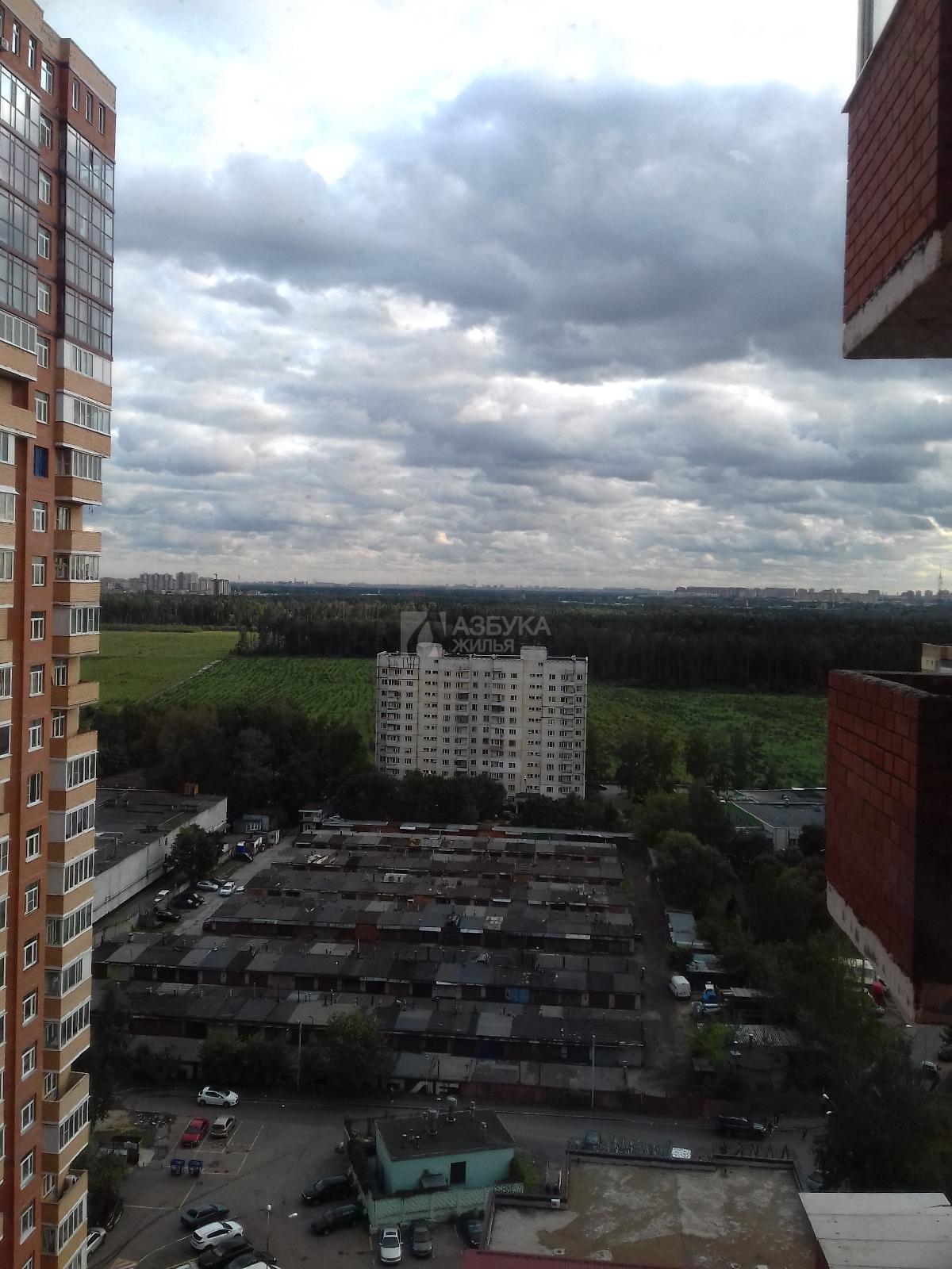 Фото №2 - 3-комнатная квартира, Балашиха, Гагарина микрорайон 29, метро Щелковская