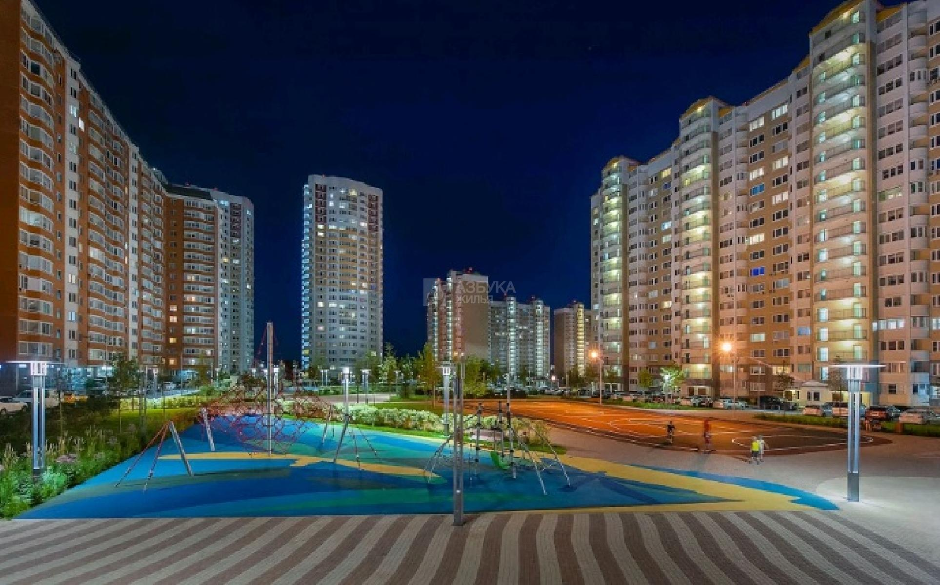 Фото №5 - 1-комнатная квартира, Москва, город Московский, Никитина улица 11 корпус 5, метро Филатов луг