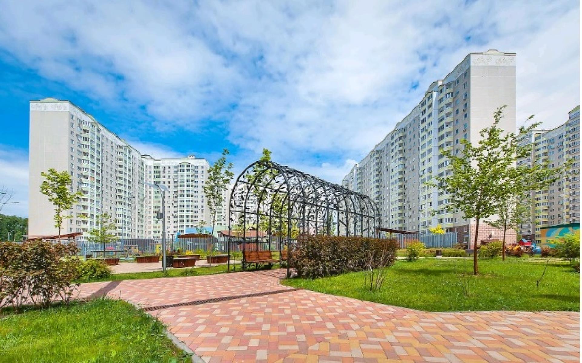Фото №2 - 1-комнатная квартира, Москва, город Московский, Никитина улица 11 корпус 5, метро Филатов луг