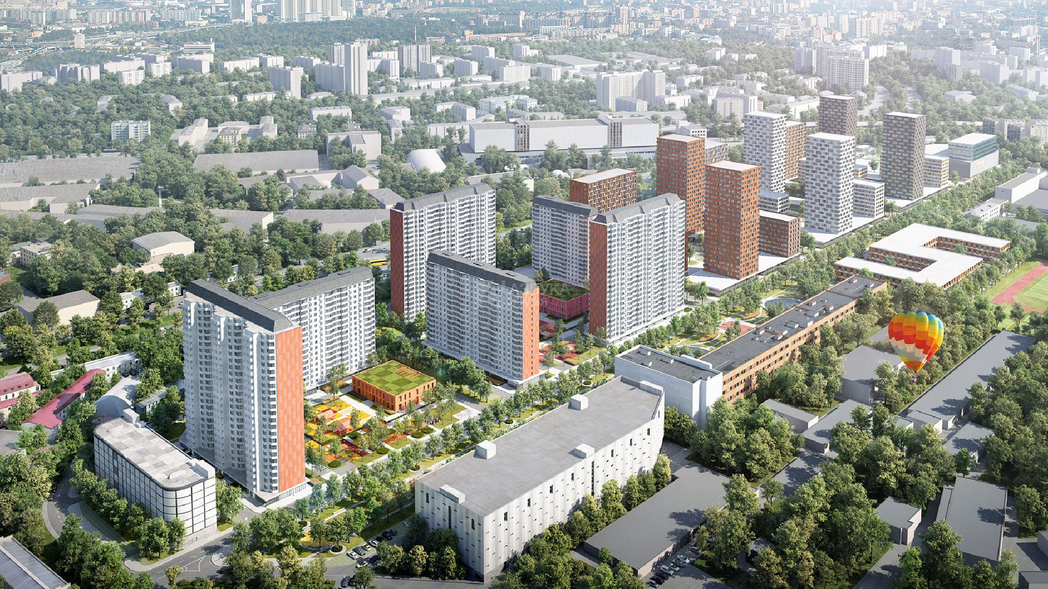 Фото №5 - 1-комнатная квартира, Москва, Грайвороновский 2-й проезд корпус 22, метро Стахановская