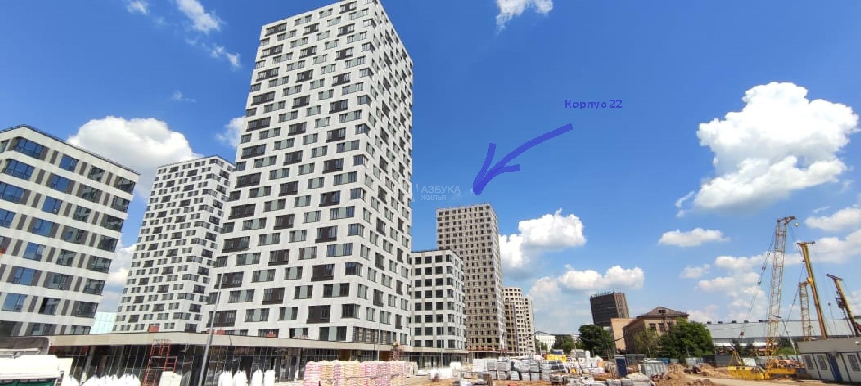 Фото №1 - 1-комнатная квартира, Москва, Грайвороновский 2-й проезд корпус 22, метро Стахановская
