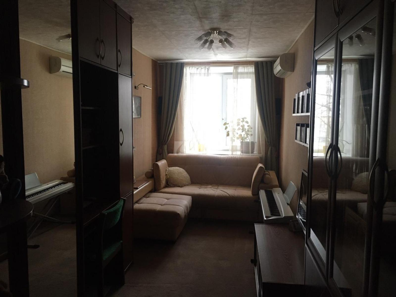 Фото №1 - 3-комнатная квартира, Москва, Солнечногорский проезд 5 корпус 1, метро Беломорская