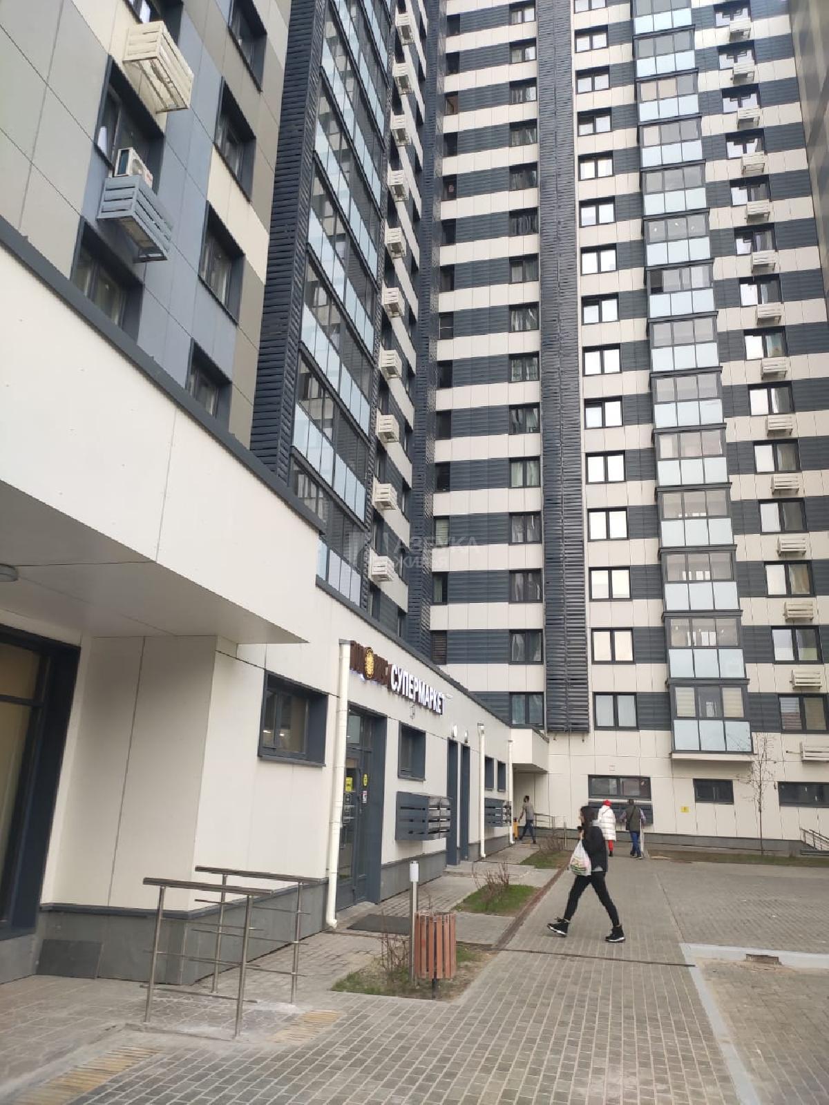Фото №1 - 1-комнатная квартира, Люберцы, Инициативная улица 7 корпус  владение