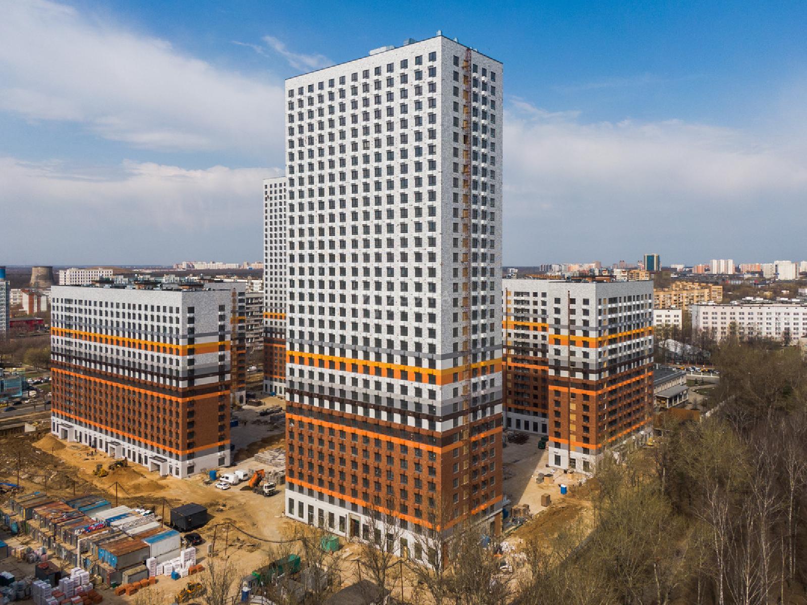 Фото №4 - 1-комнатная квартира, Москва, Лобненская улица 13 корпус 2, метро Селигерская