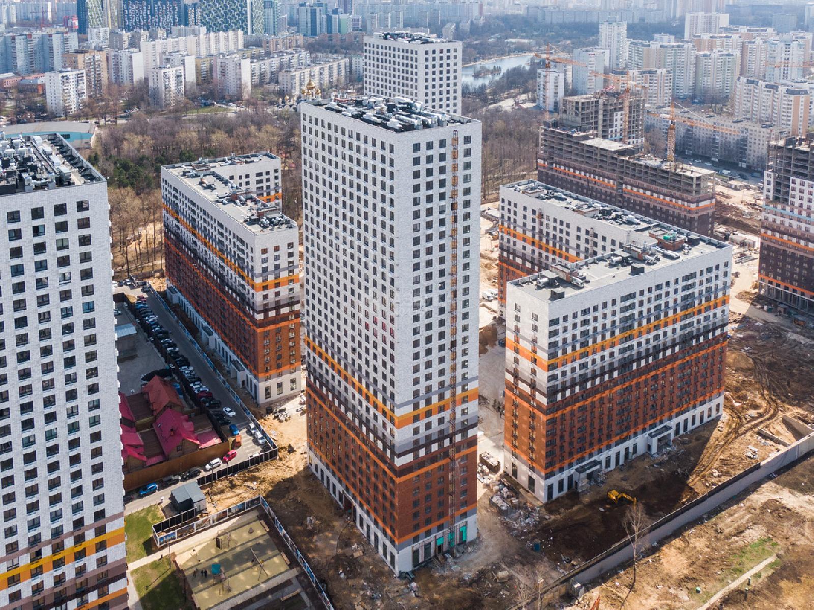 Фото №1 - 1-комнатная квартира, Москва, Лобненская улица 13 корпус 2, метро Селигерская
