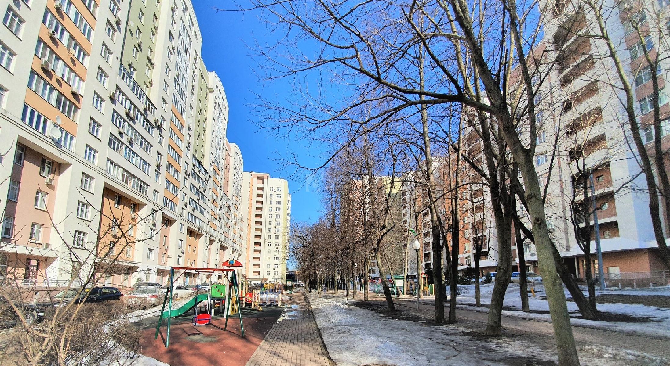 Фото №2 - 4-комнатная квартира, Москва, Авиаконструктора Микояна улица 14 корпус 2, метро ЦСКА