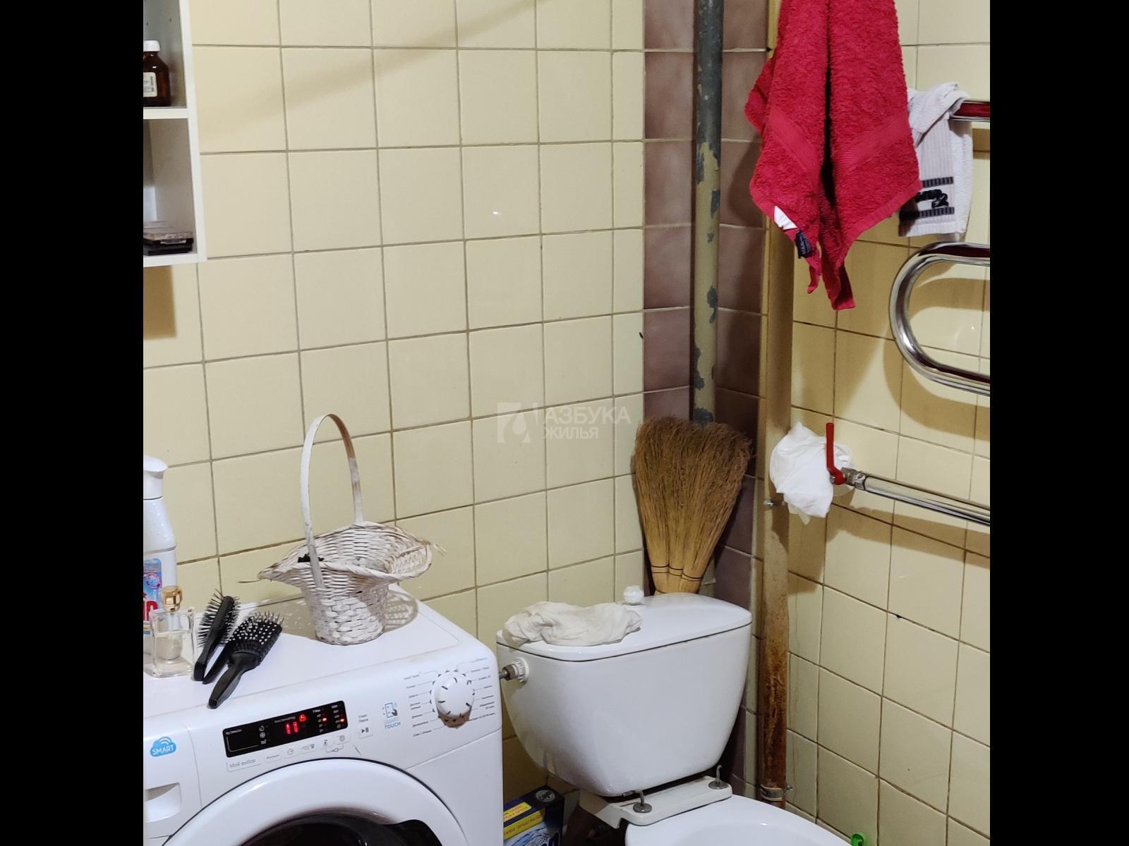 Фото №2 - 1-комнатная квартира, Химки, Кирова улица 9, метро Речной вокзал