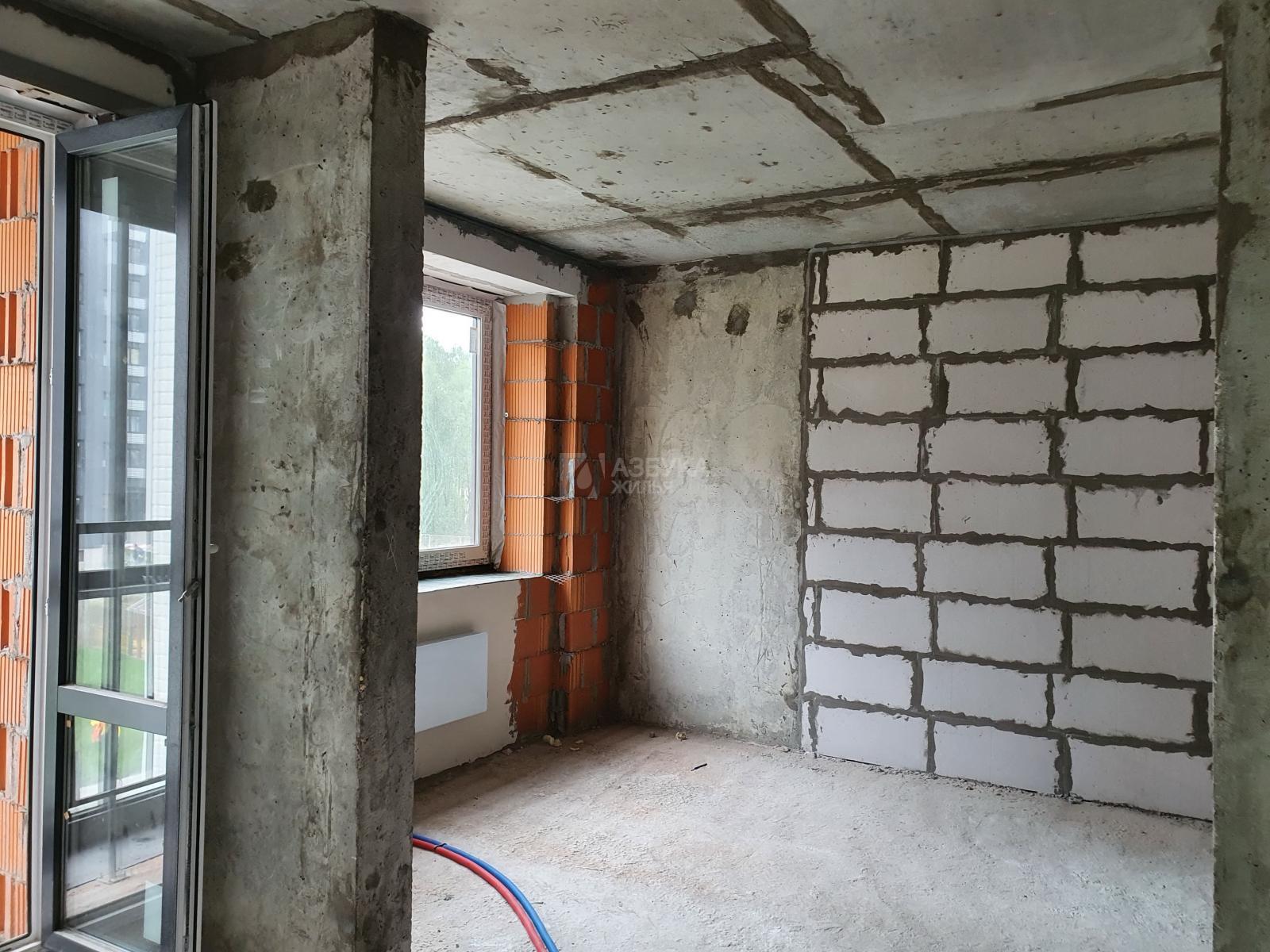 Фото №9 - 1-комнатная квартира, Москва, поселок Сосенское, Василия Ощепкова улица 3, метро Коммунарка