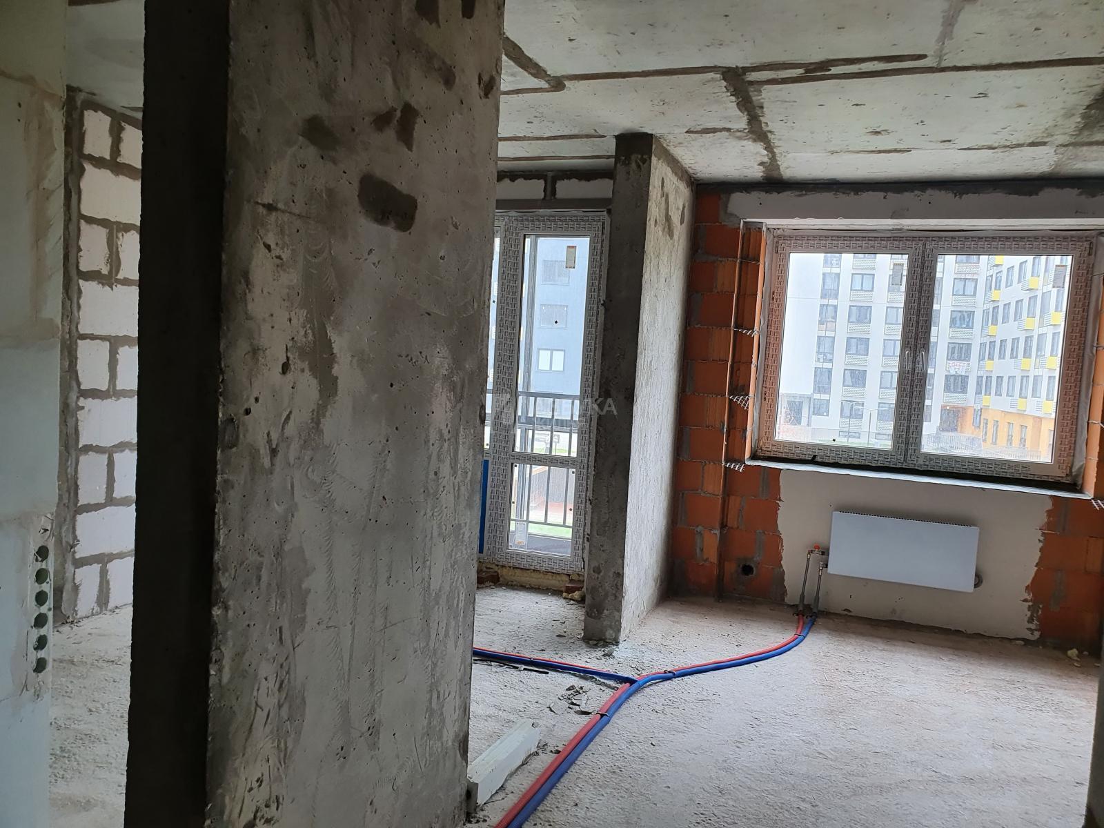 Фото №7 - 1-комнатная квартира, Москва, поселок Сосенское, Василия Ощепкова улица 3, метро Коммунарка