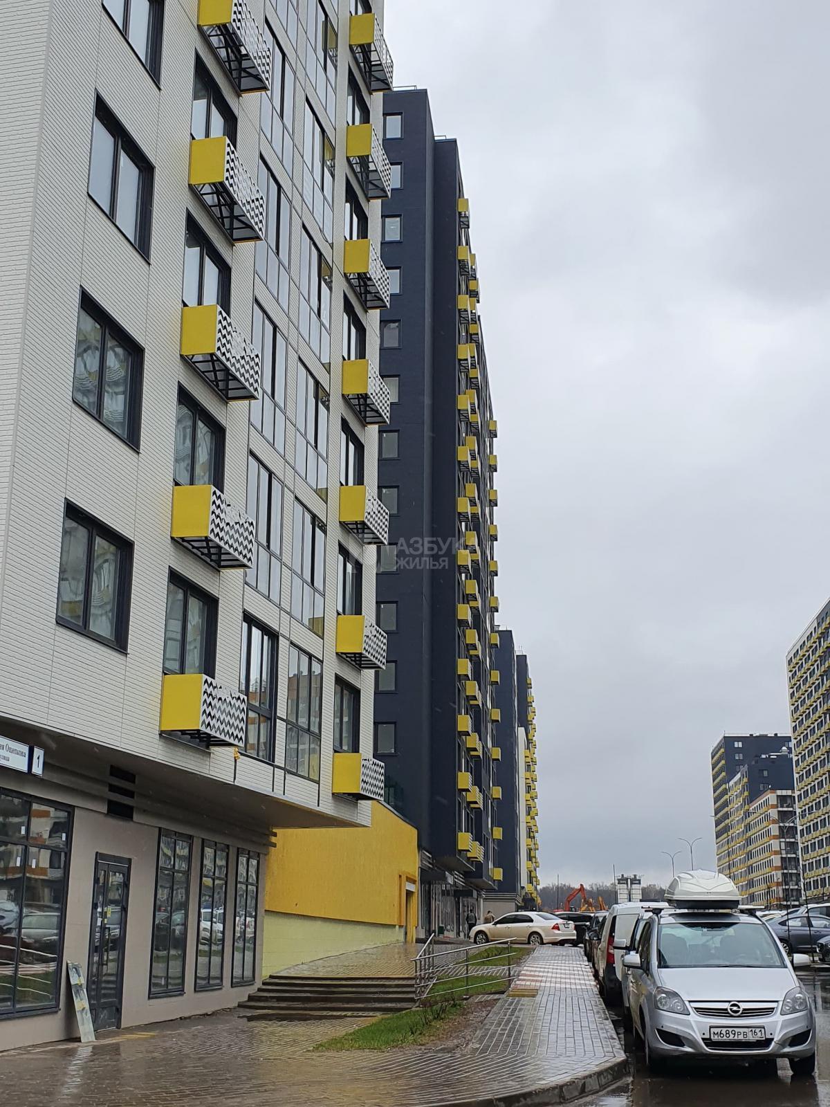 Фото №2 - 1-комнатная квартира, Москва, поселок Сосенское, Василия Ощепкова улица 3, метро Коммунарка