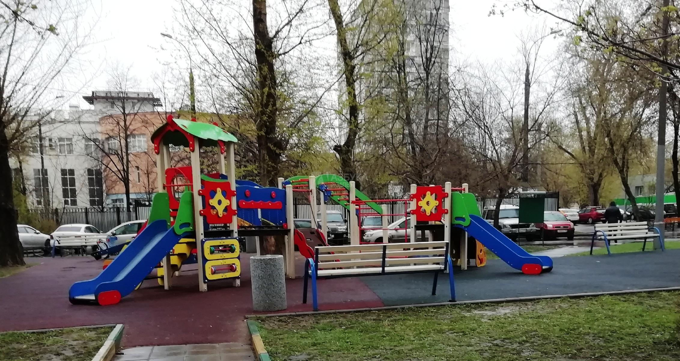 Фото №5 - 2-комнатная квартира, Москва, Загородное шоссе 8 корпус 2, метро Крымская