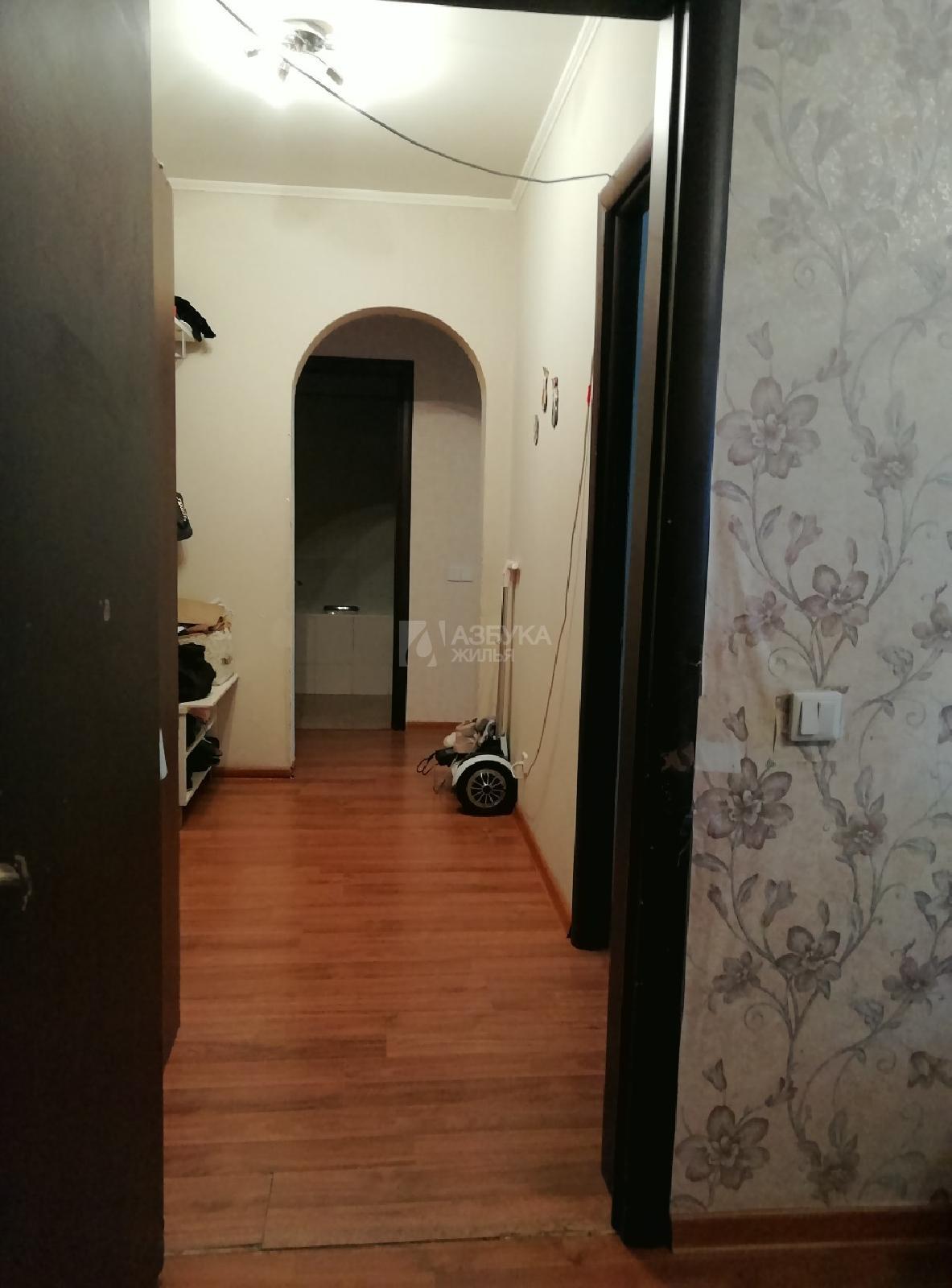 Фото №11 - 2-комнатная квартира, Москва, Загородное шоссе 8 корпус 2, метро Крымская