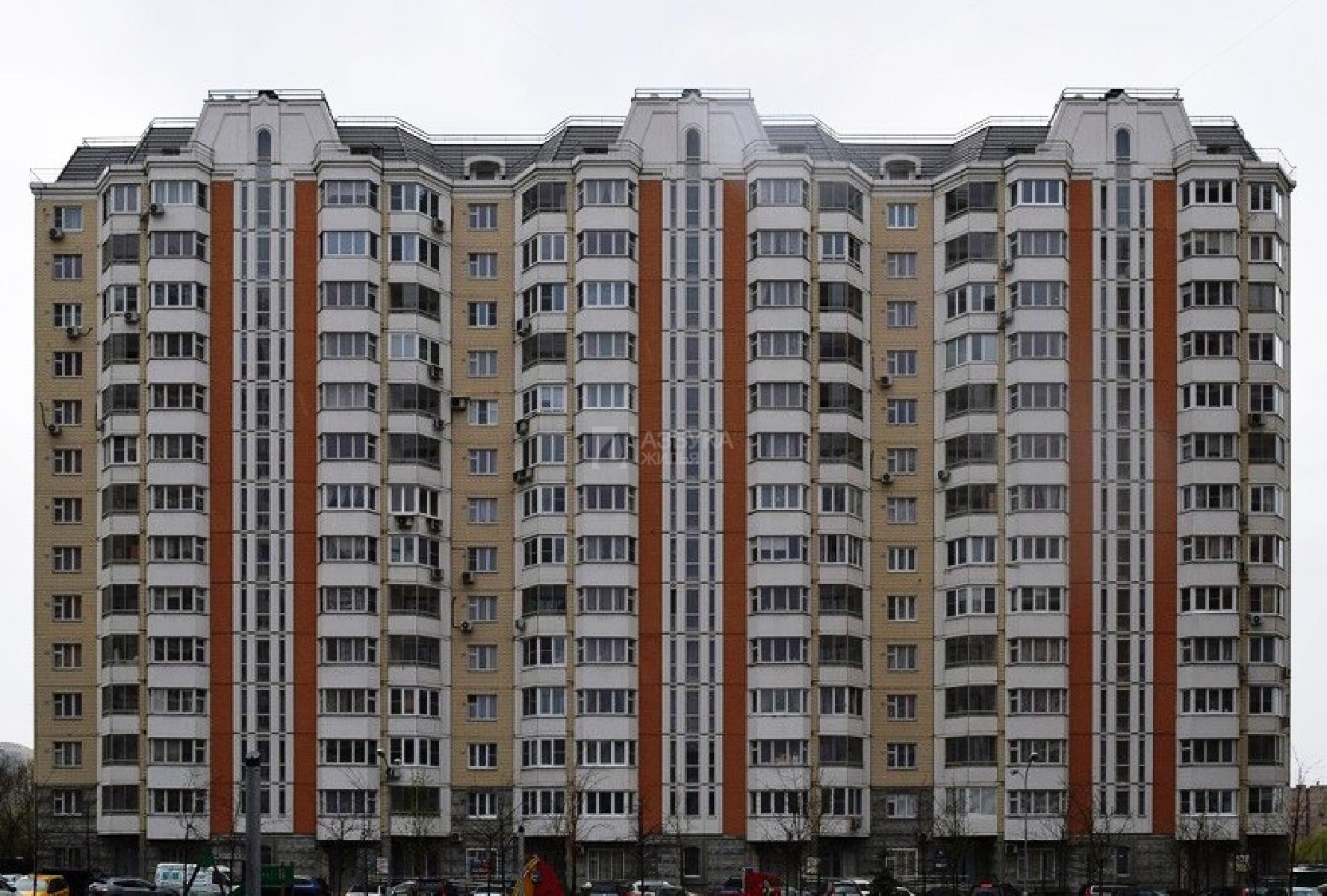 Фото №1 - 2-комнатная квартира, Москва, Загородное шоссе 8 корпус 2, метро Крымская