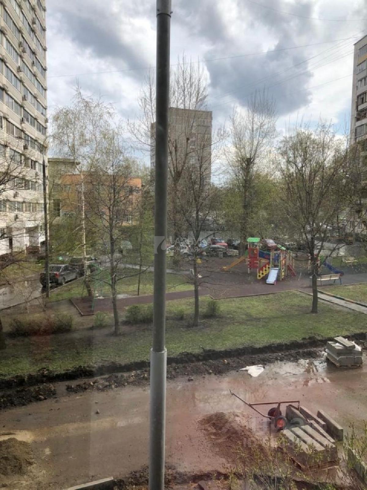 Фото №7 - 2-комнатная квартира, Москва, Загородное шоссе 8 корпус 2, метро Крымская