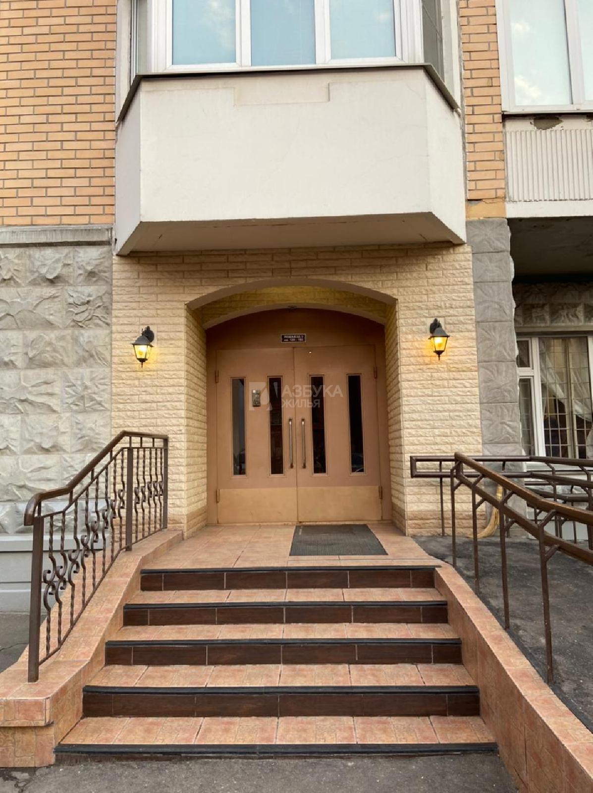 Фото №23 - 2-комнатная квартира, Москва, Загородное шоссе 8 корпус 2, метро Крымская