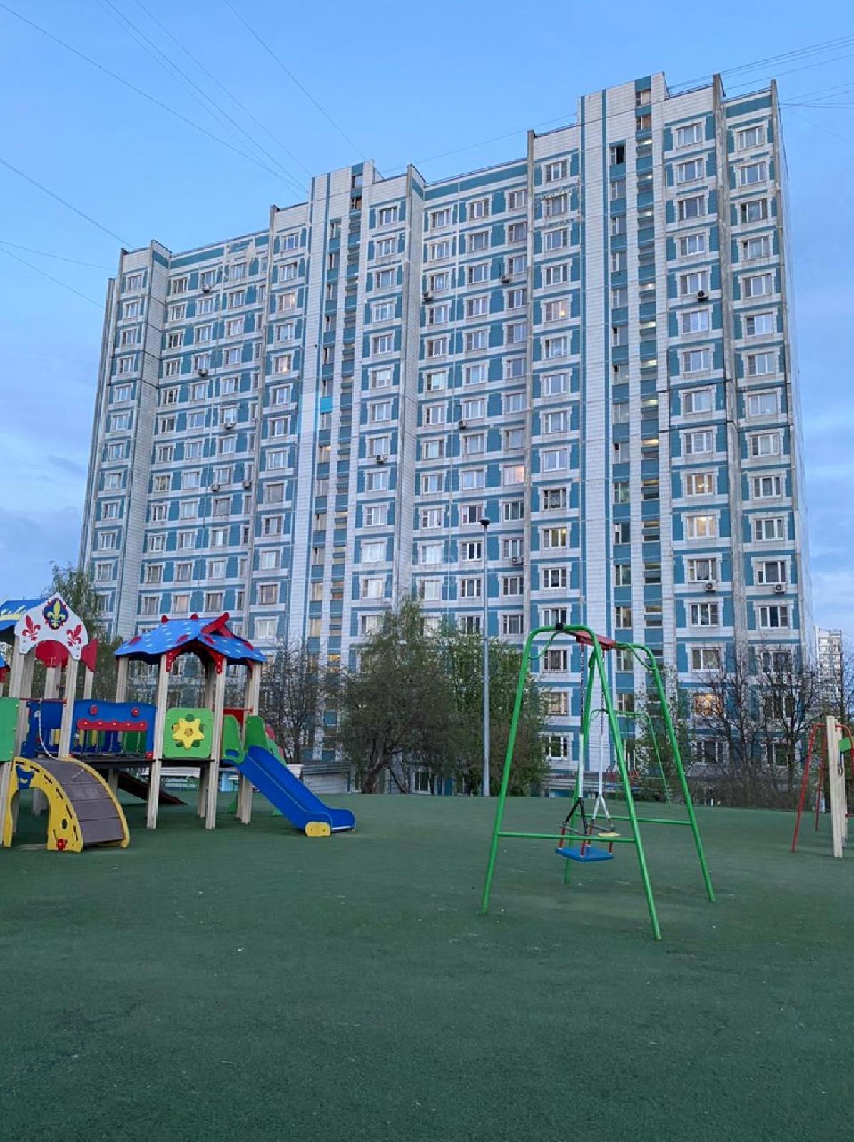 Фото №2 - 2-комнатная квартира, Москва, Липецкая улица 40, метро Кантемировская