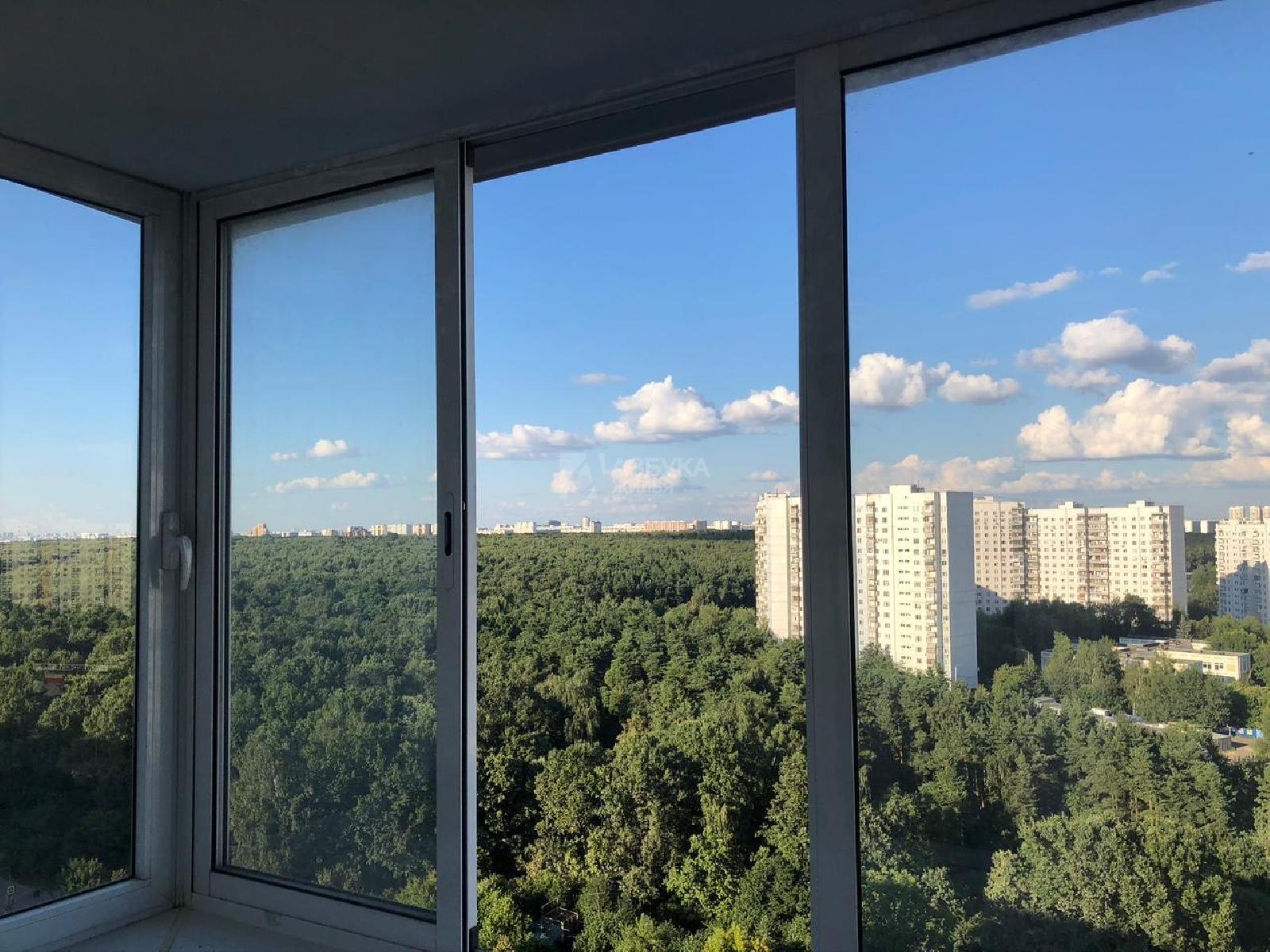 Фото №3 - 2-комнатная квартира, Москва, Липецкая улица 40, метро Кантемировская