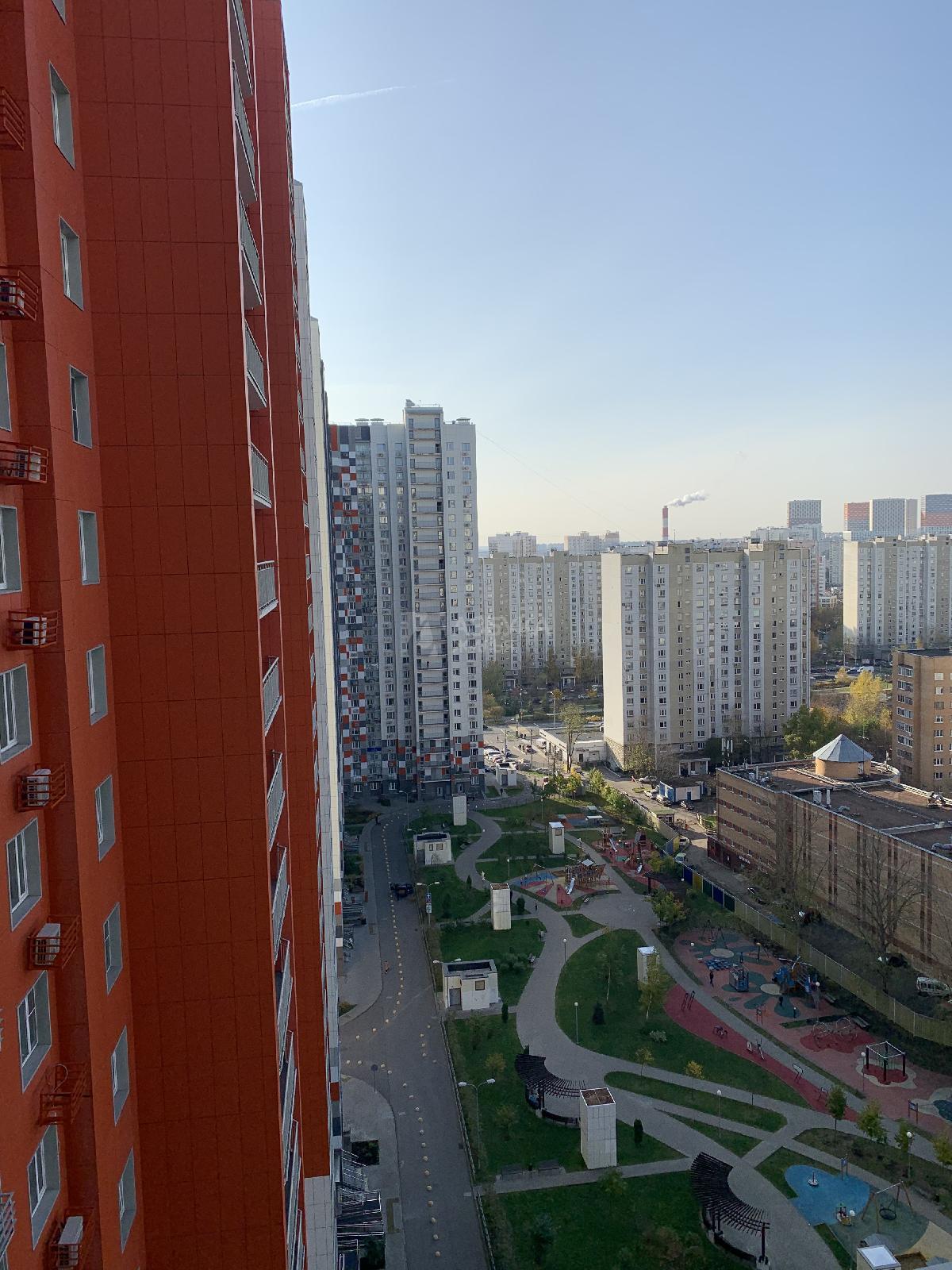 Фото №4 - 2-комнатная квартира, Москва, Митинская улица 28 корпус 2, метро Митино