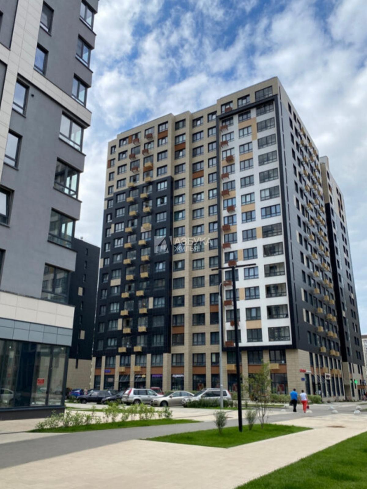Фото №4 - 1-комнатная квартира, Москва, поселок Коммунарка, Александры Монаховой улица 43 корпус 1, метро Коммунарка