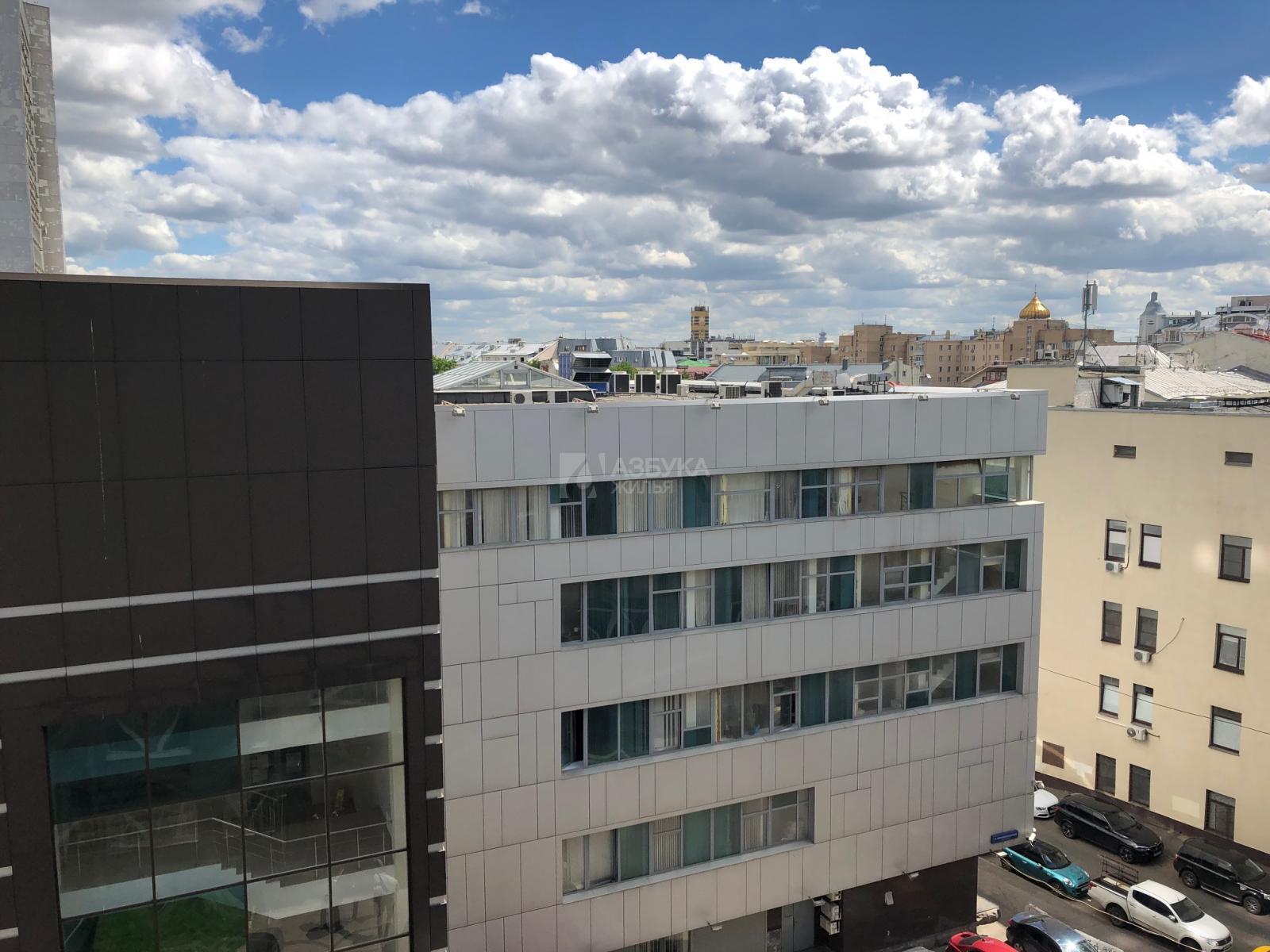 Фото №7 - 7-комнатная квартира, Москва, Николопесковский М. переулок 11 корпус 2 строение 1, метро Смоленская