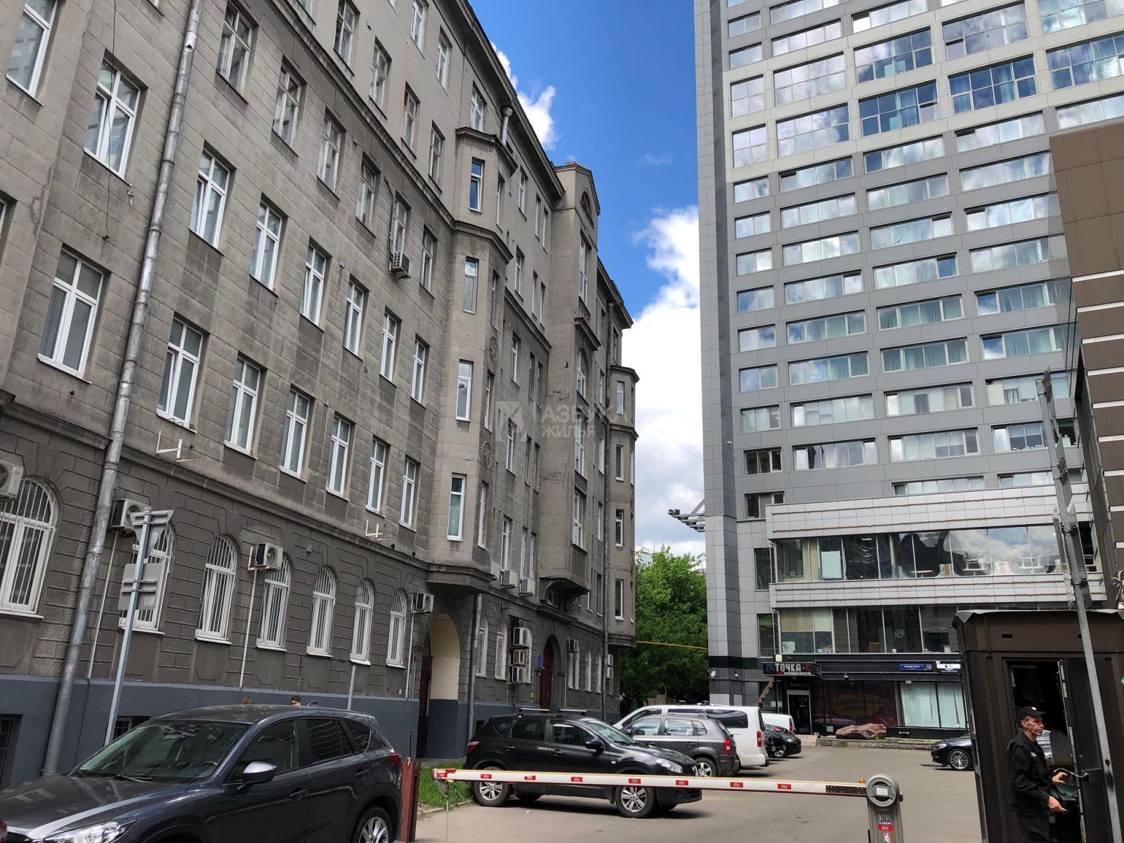 Фото №1 - 7-комнатная квартира, Москва, Николопесковский М. переулок 11 корпус 2 строение 1, метро Смоленская