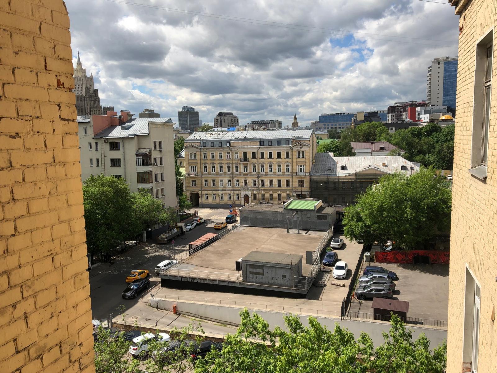 Фото №8 - 7-комнатная квартира, Москва, Николопесковский М. переулок 11 корпус 2 строение 1, метро Смоленская