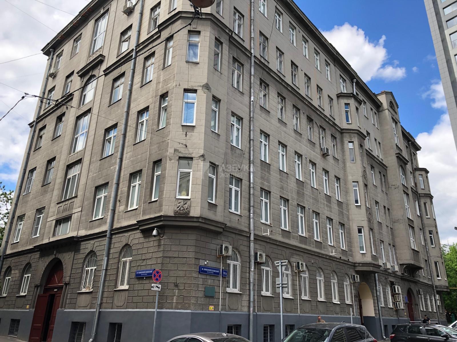 Фото №17 - 7-комнатная квартира, Москва, Николопесковский М. переулок 11 корпус 2 строение 1, метро Смоленская