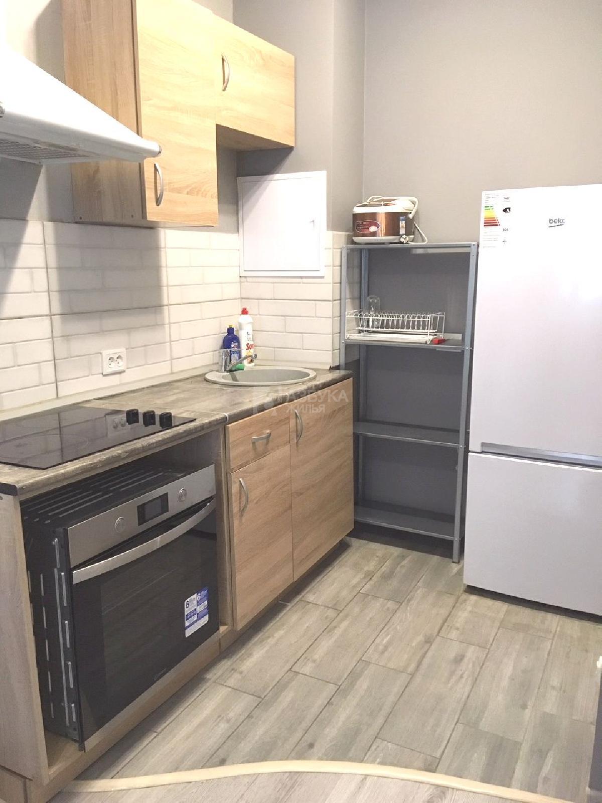 Фото №3 - 1-комнатная квартира, Москва, Цимлянская улица 3 корпус 1, метро Люблино