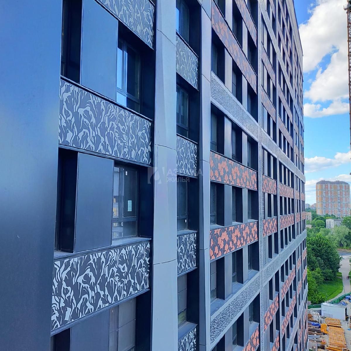 Фото №20 - 3-комнатная квартира, Москва, Серебрякова проезд 11 корпус 1, метро Ботанический сад