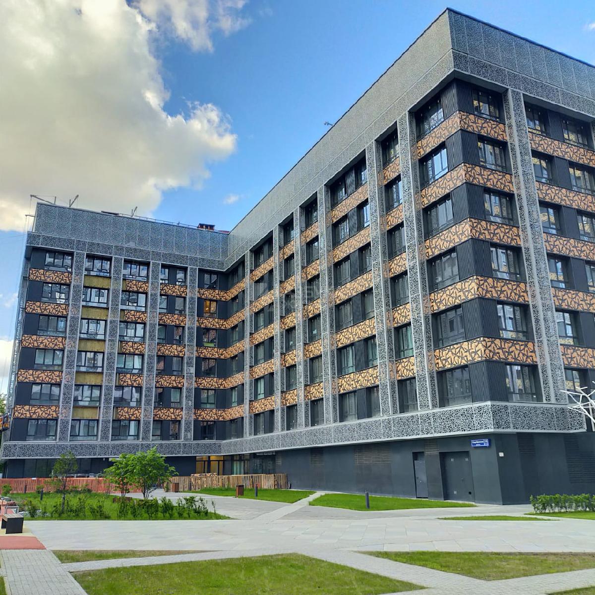Фото №35 - 3-комнатная квартира, Москва, Серебрякова проезд 11 корпус 1, метро Ботанический сад
