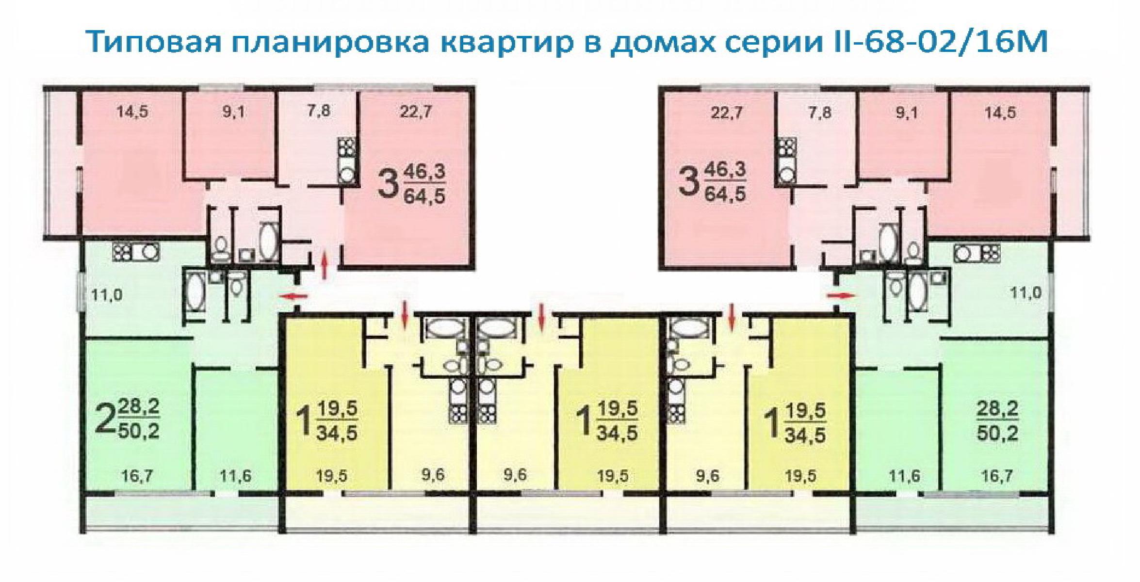 Фото №2 - 3-комнатная квартира, Зеленоград, Панфиловский проспект 914