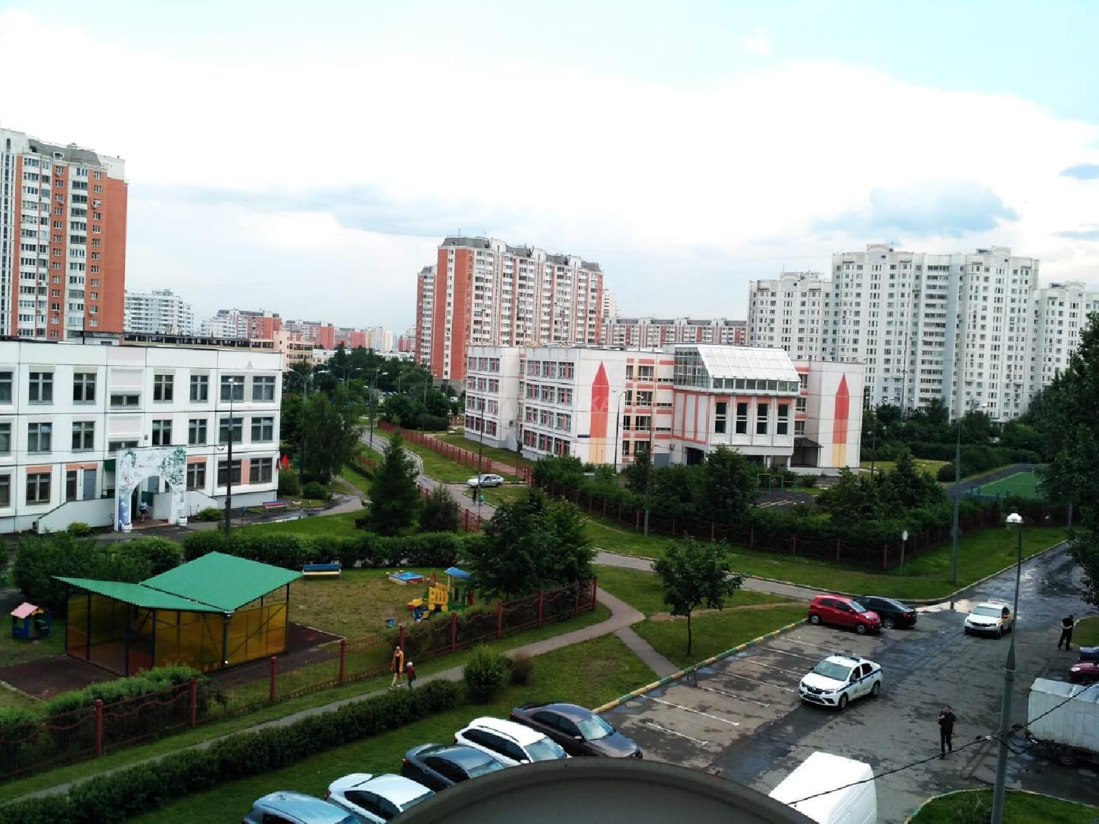 Фото №5 - 2-комнатная квартира, Москва, Краснодарская улица 72 корпус 3, метро Люблино