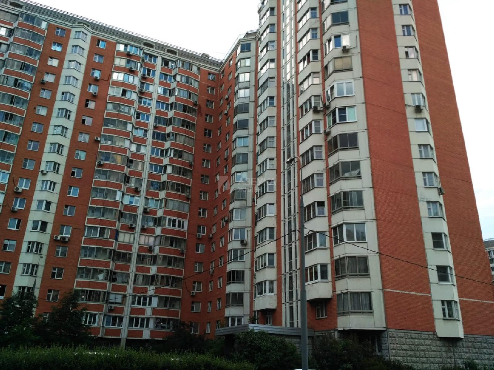 Фото №2 - 2-комнатная квартира, Москва, Краснодарская улица 72 корпус 3, метро Люблино