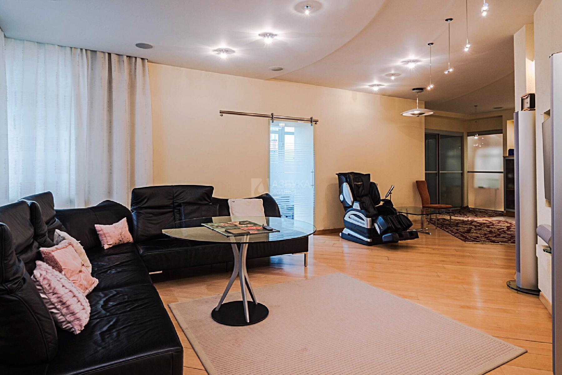Фото №28 - 5-комнатная квартира, Москва, Авиационная улица 77, метро Щукинская
