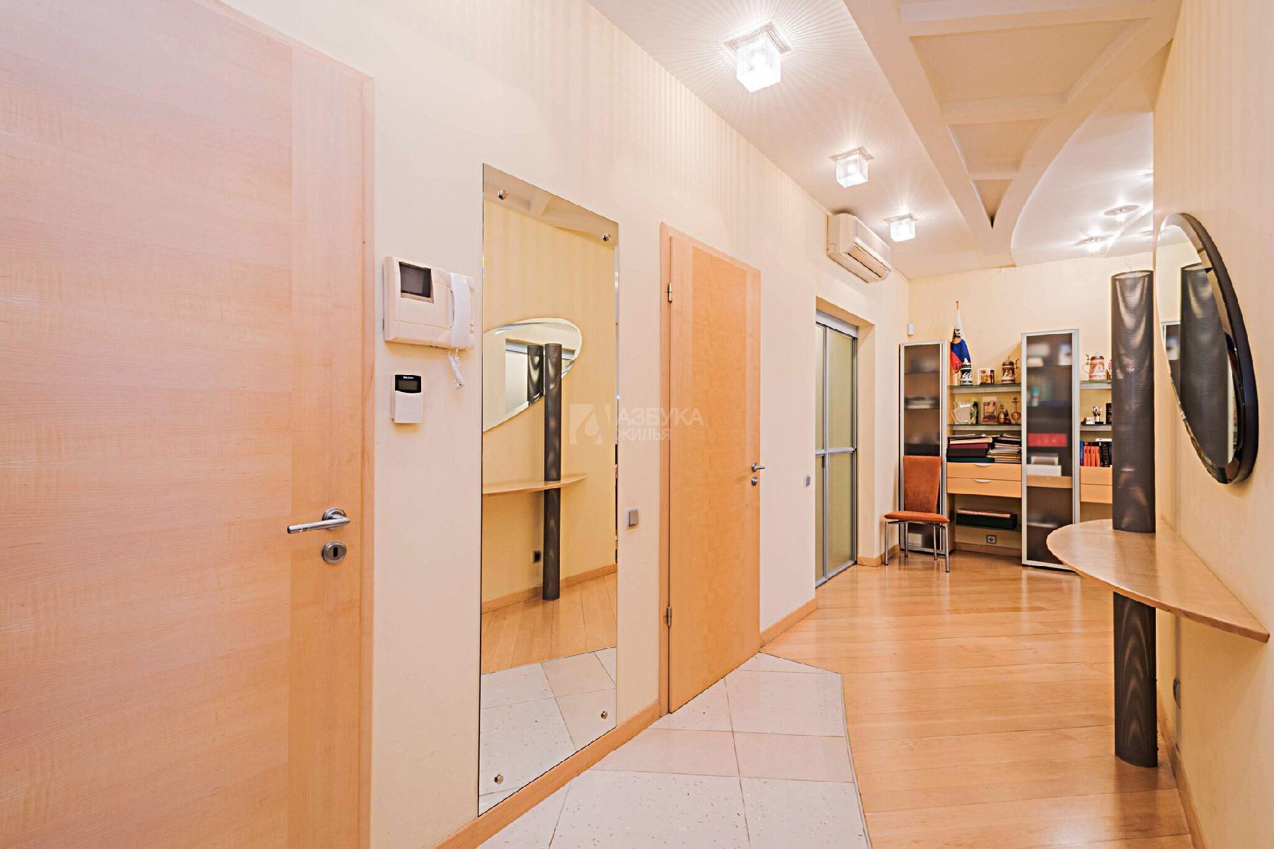 Фото №13 - 5-комнатная квартира, Москва, Авиационная улица 77, метро Щукинская